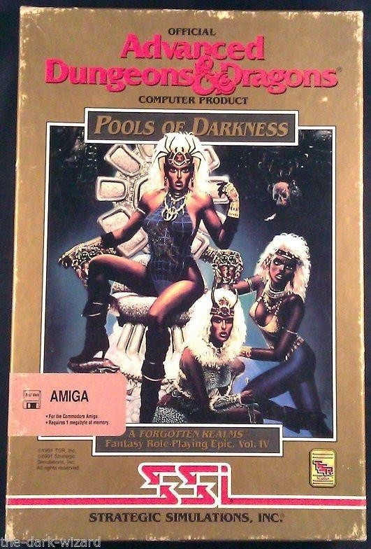 TGDB - Browse - Game - AD&D Forgotten Realms Vol  IV: Pools of Darkness