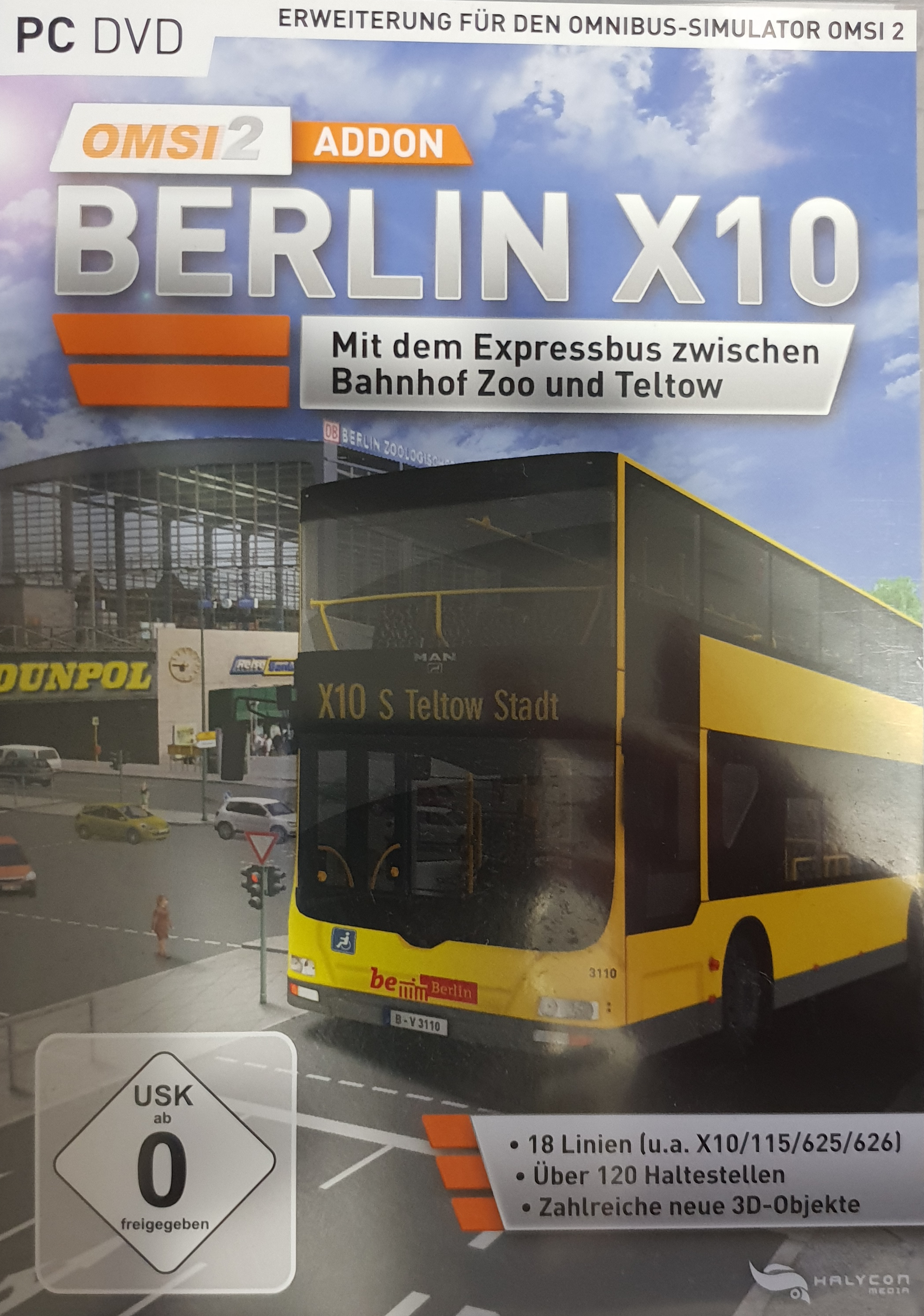 TGDB - Browse - Game - Berlin X10 (Omsi 2 Add-On)