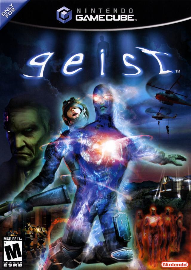 Geist/GameCube