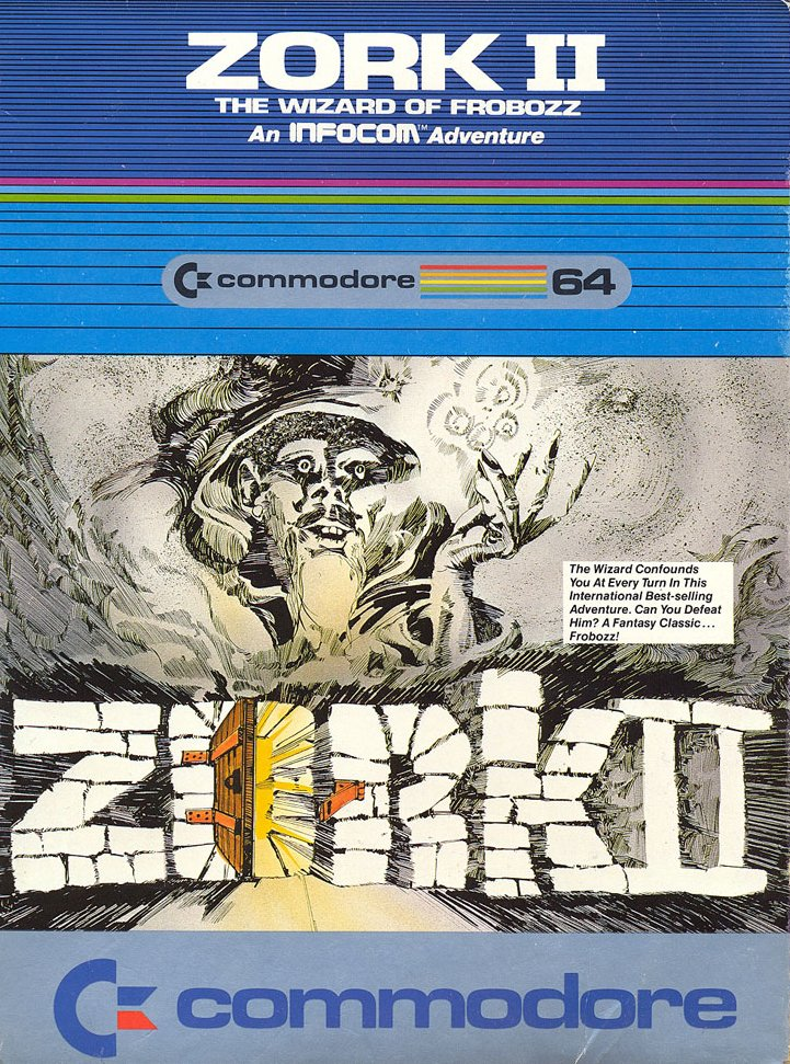 TGDB - Browse - Game - Zork II