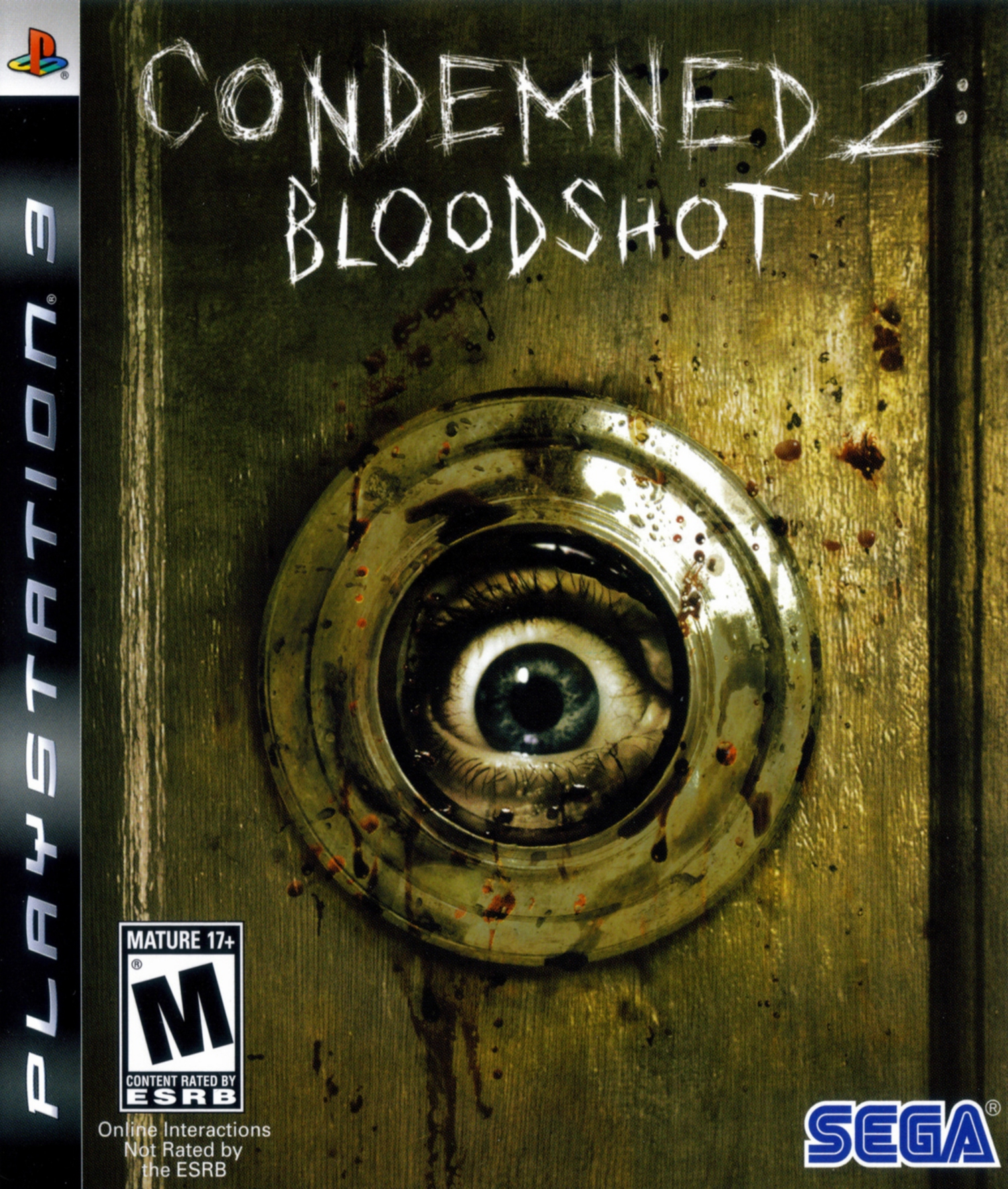 Condemned 2 Bloodshot/PS3