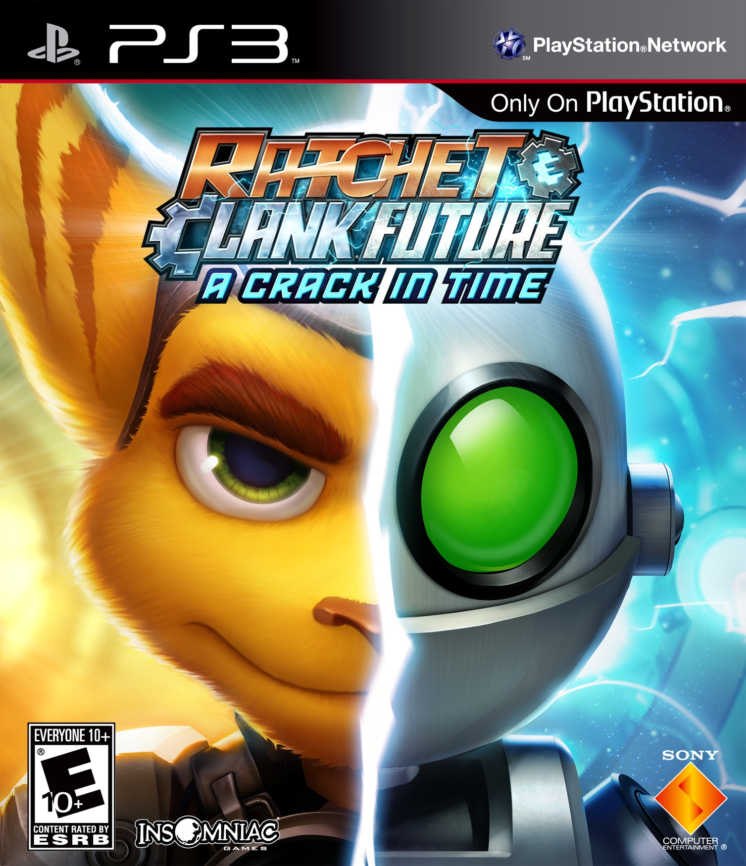 Ratchet And Clank A Crack In Time/PS3