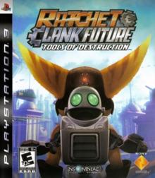 Ratchet & Clank Future Tools Of Destruction/PS3