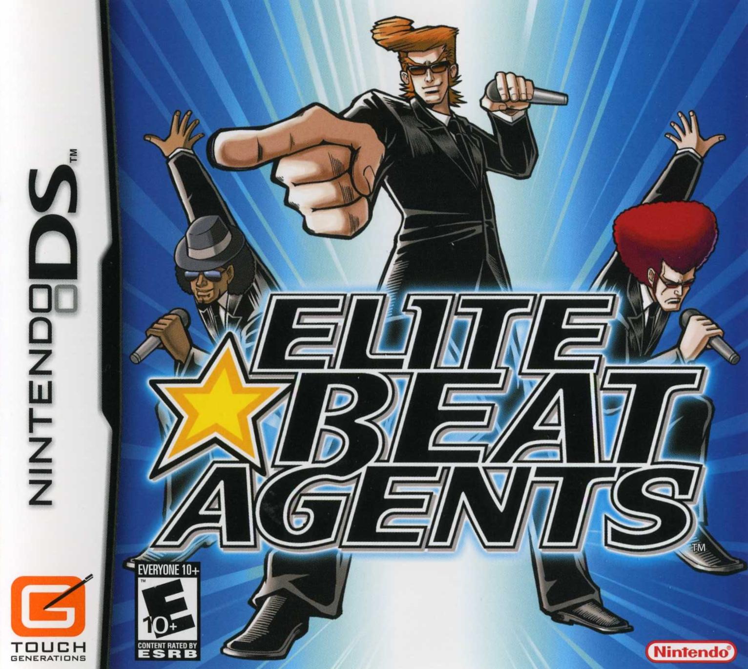 Elite Beat Agents/DS