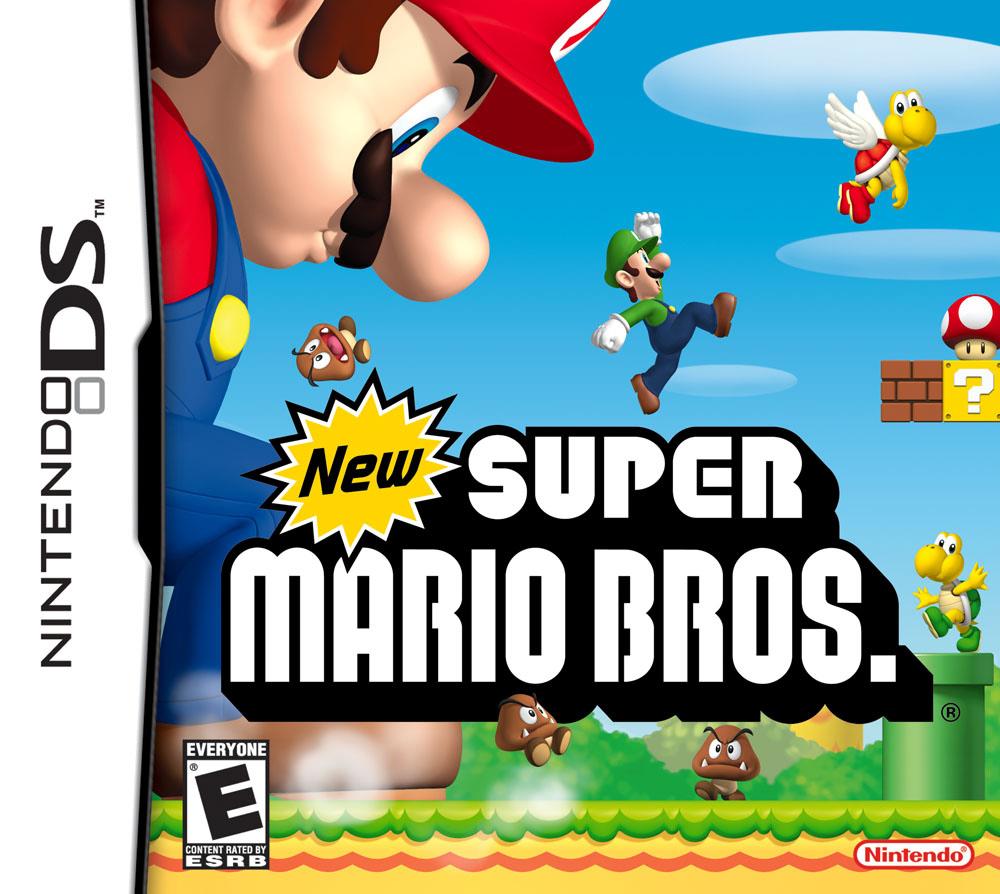 New Super Mario Bros./DS