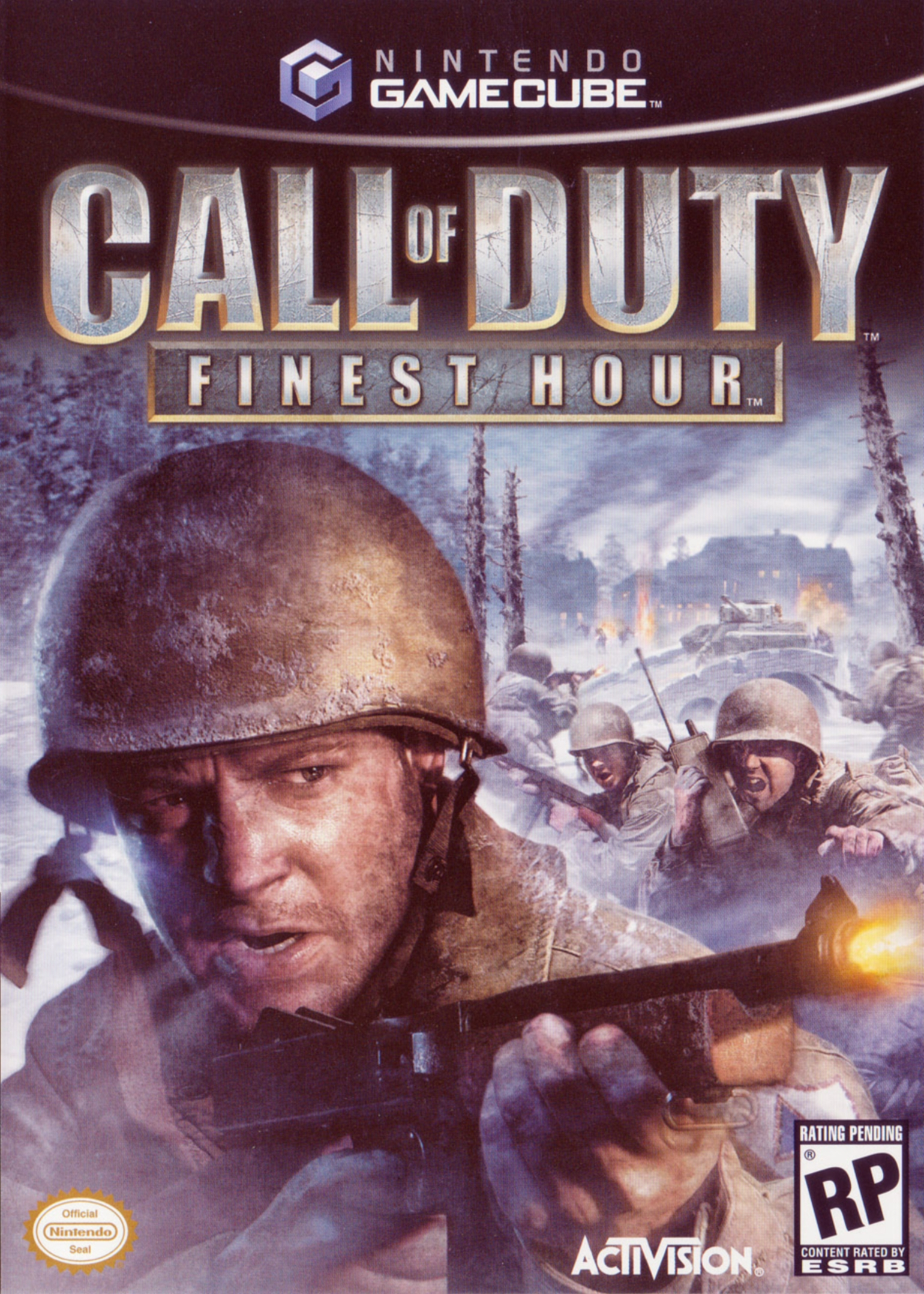 Call of Duty Finest Hour/Game Cube