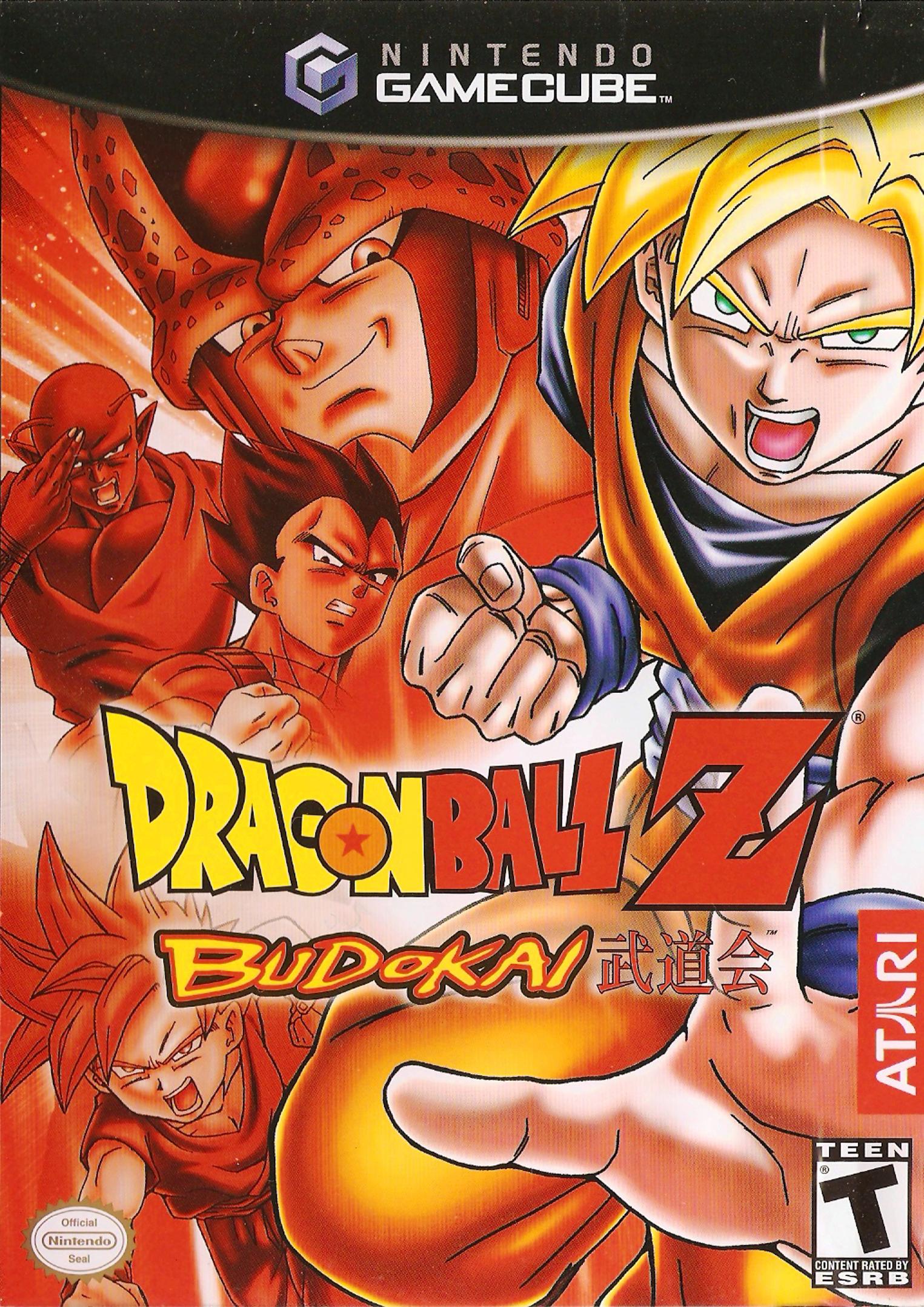 Dragon Ball Z Budokai/GameCube