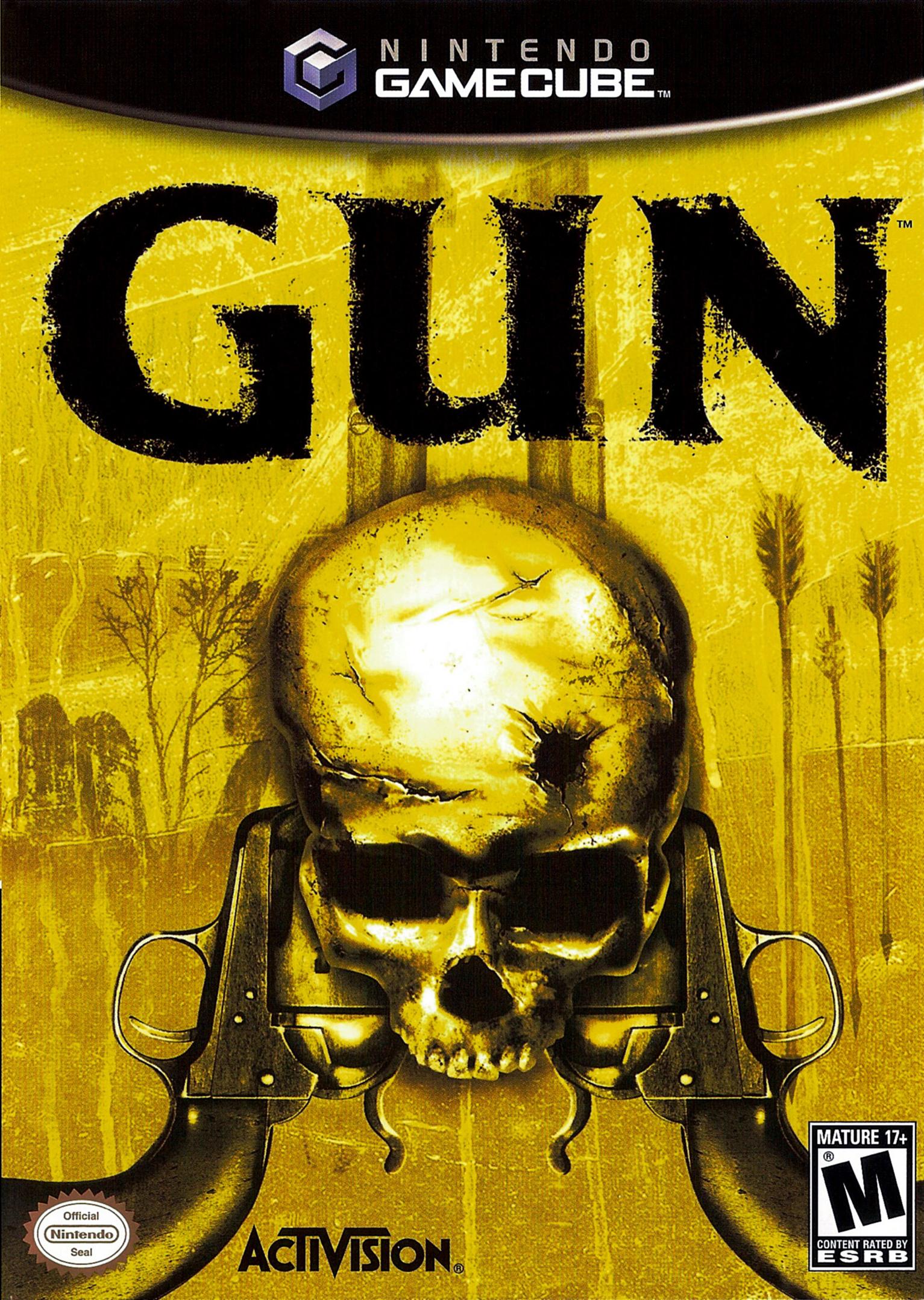 Gun/Game Cube