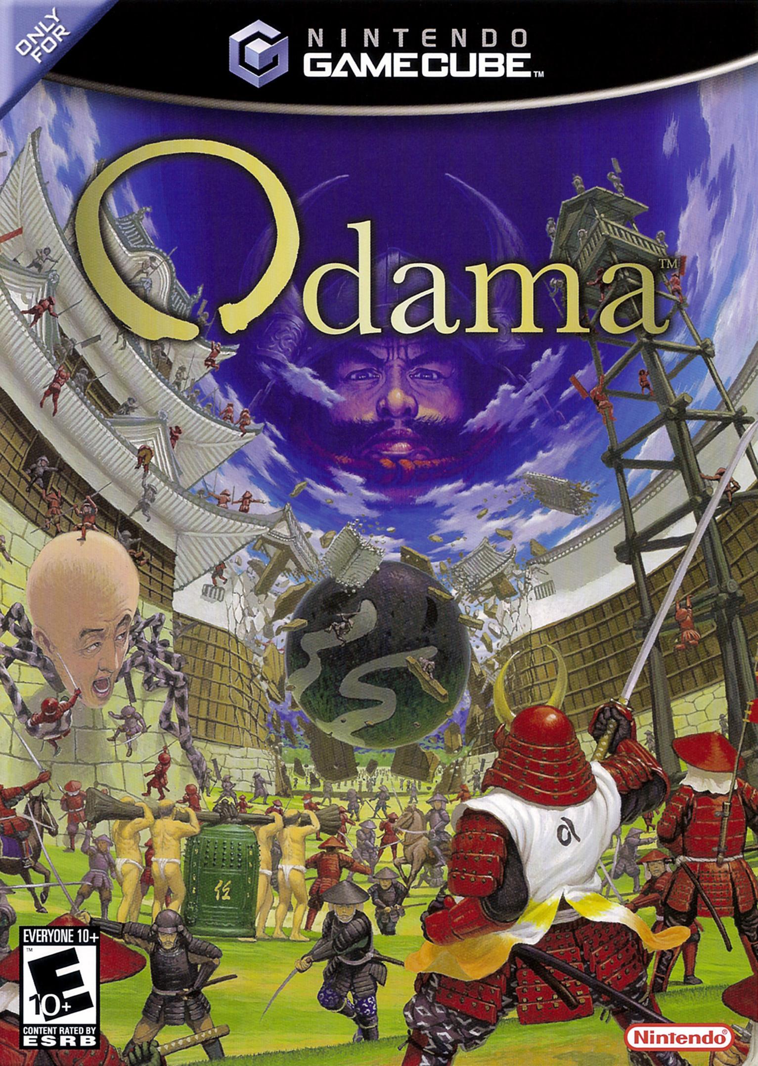 Odama/GameCube
