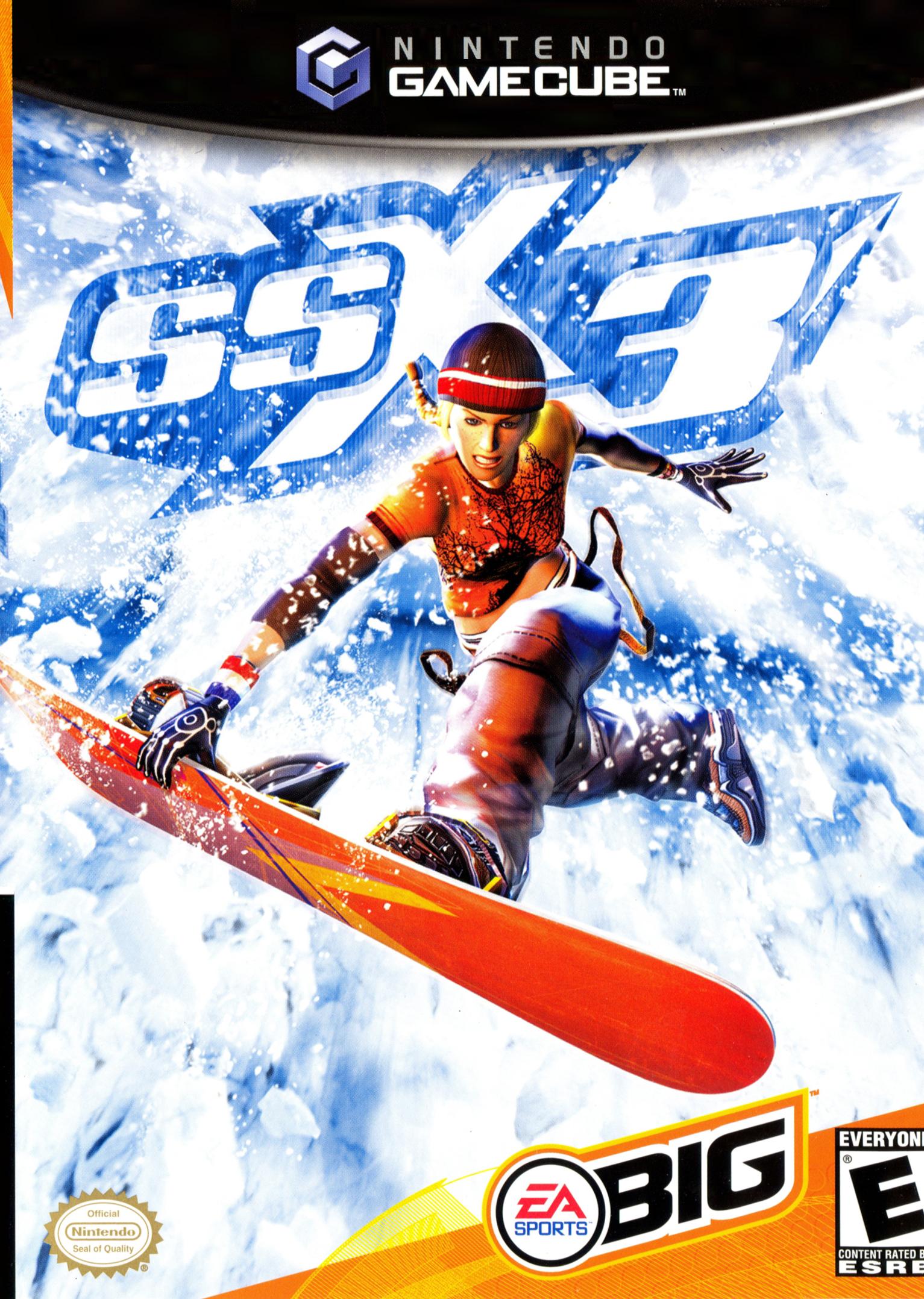 SSX 3/GameCube