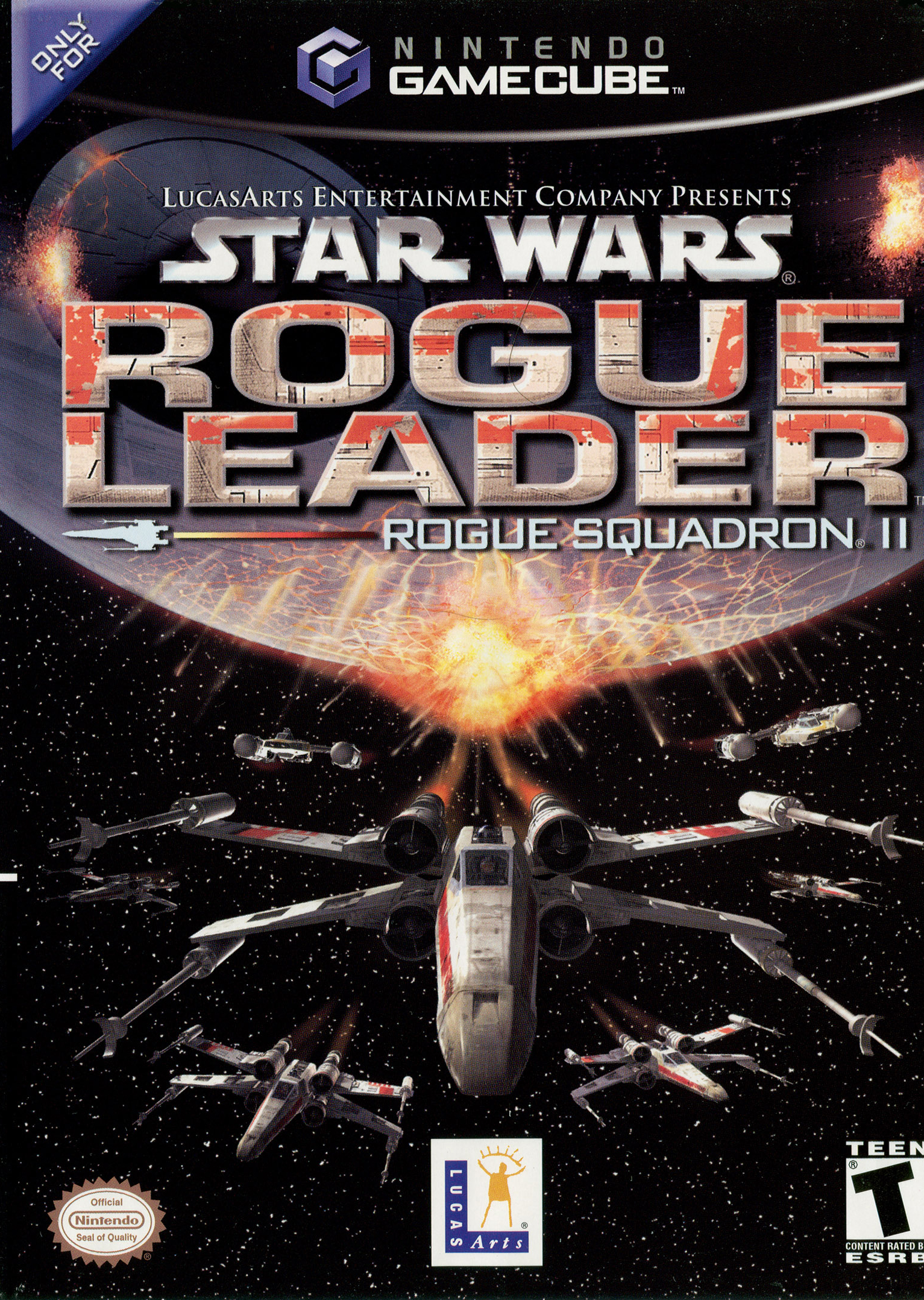 Star Wars Rogue Leader Rogue Squadron II/GameCube