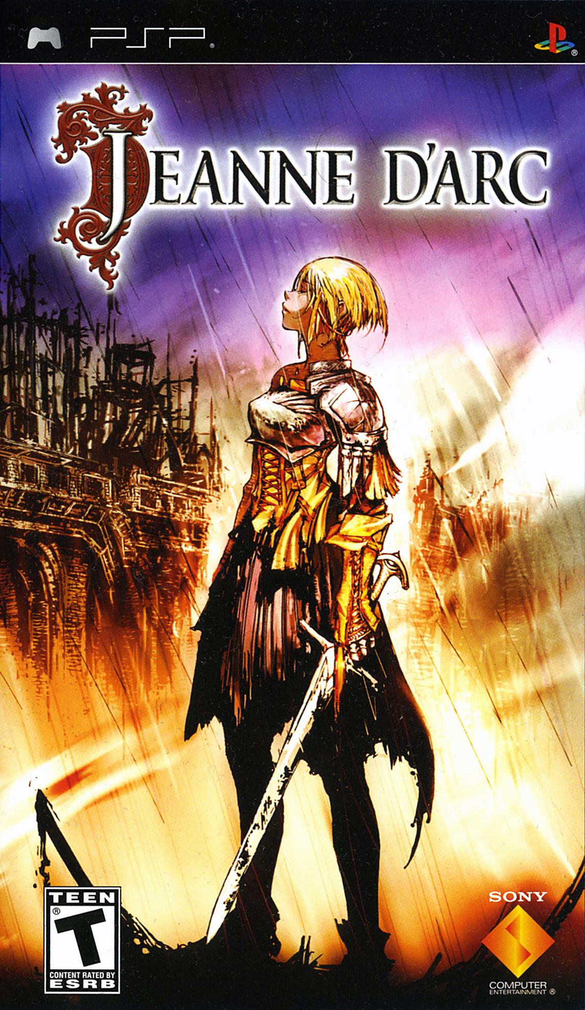 Jeanne d'Arc/PSP