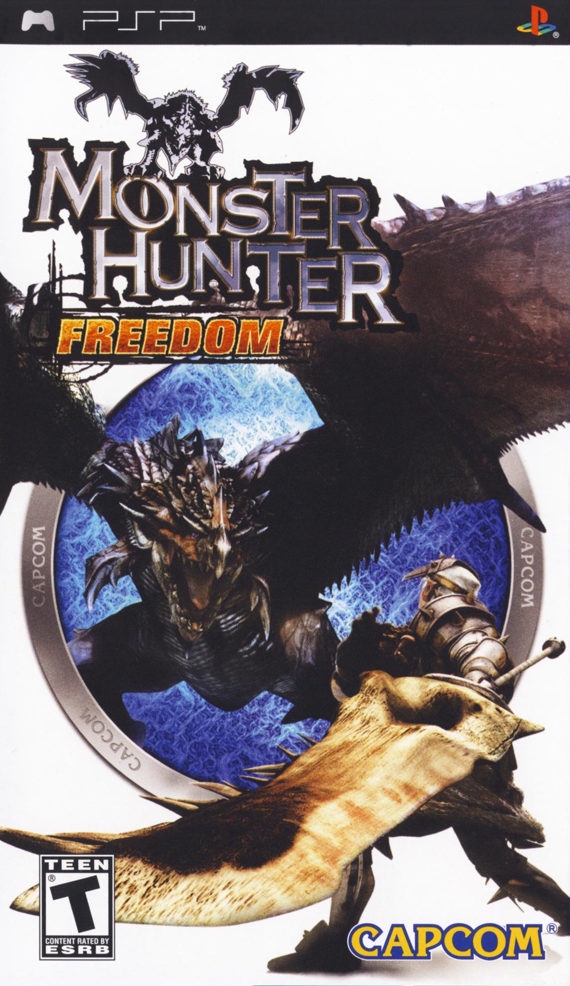 Monster Hunter Freedom/PSP