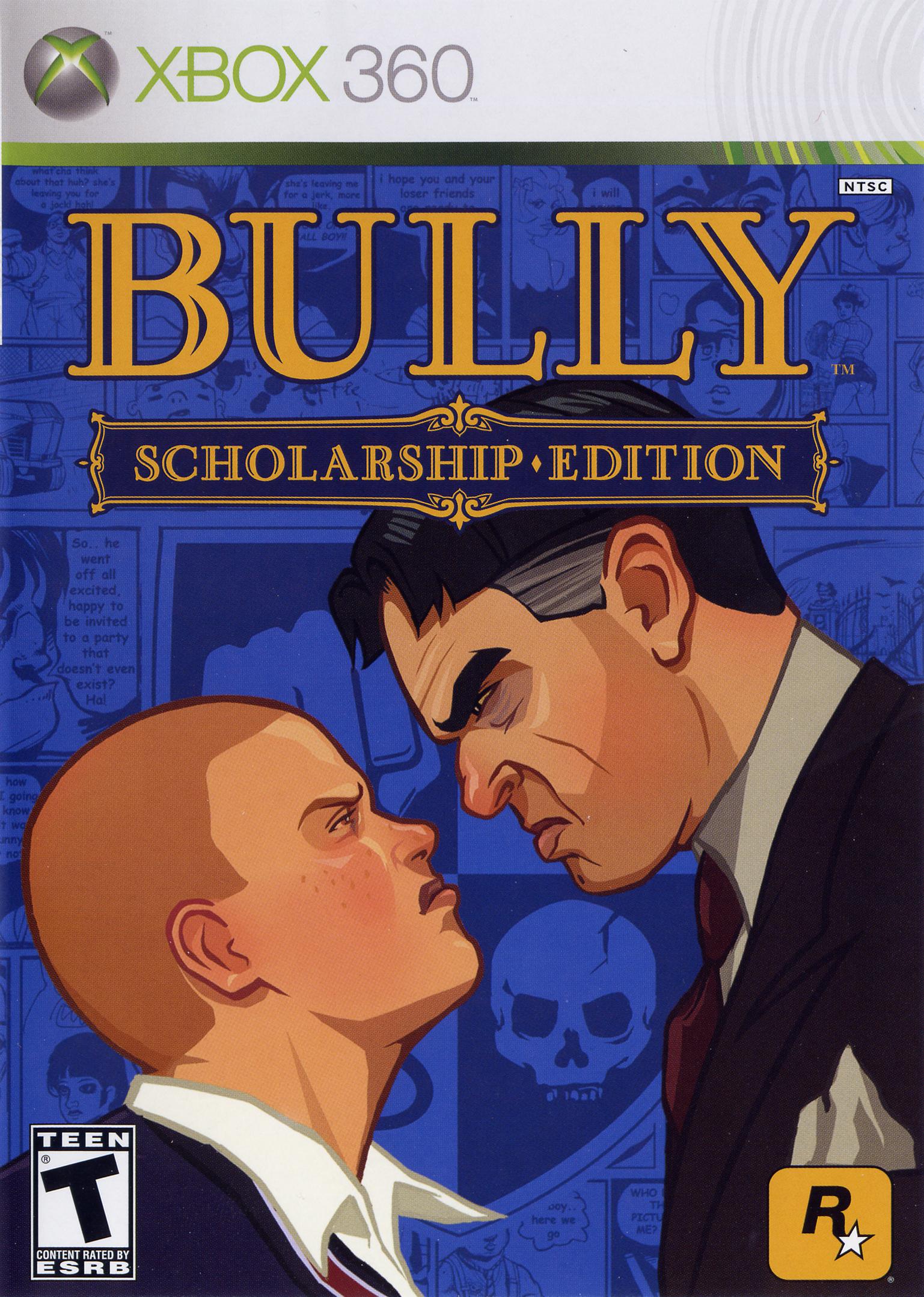 Bully Scholarship Edition/XBox 360