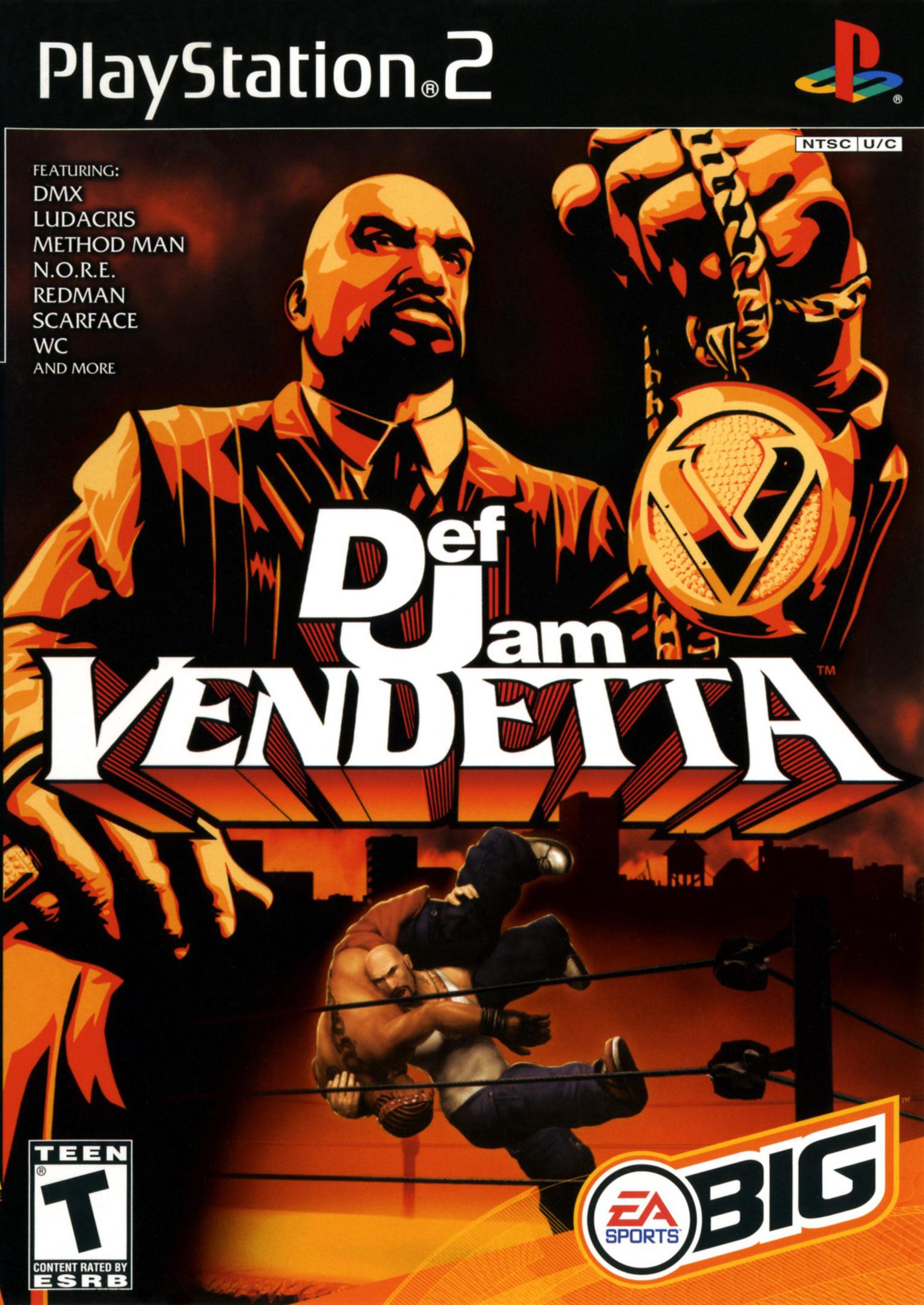 Def Jam Vendetta/PS2