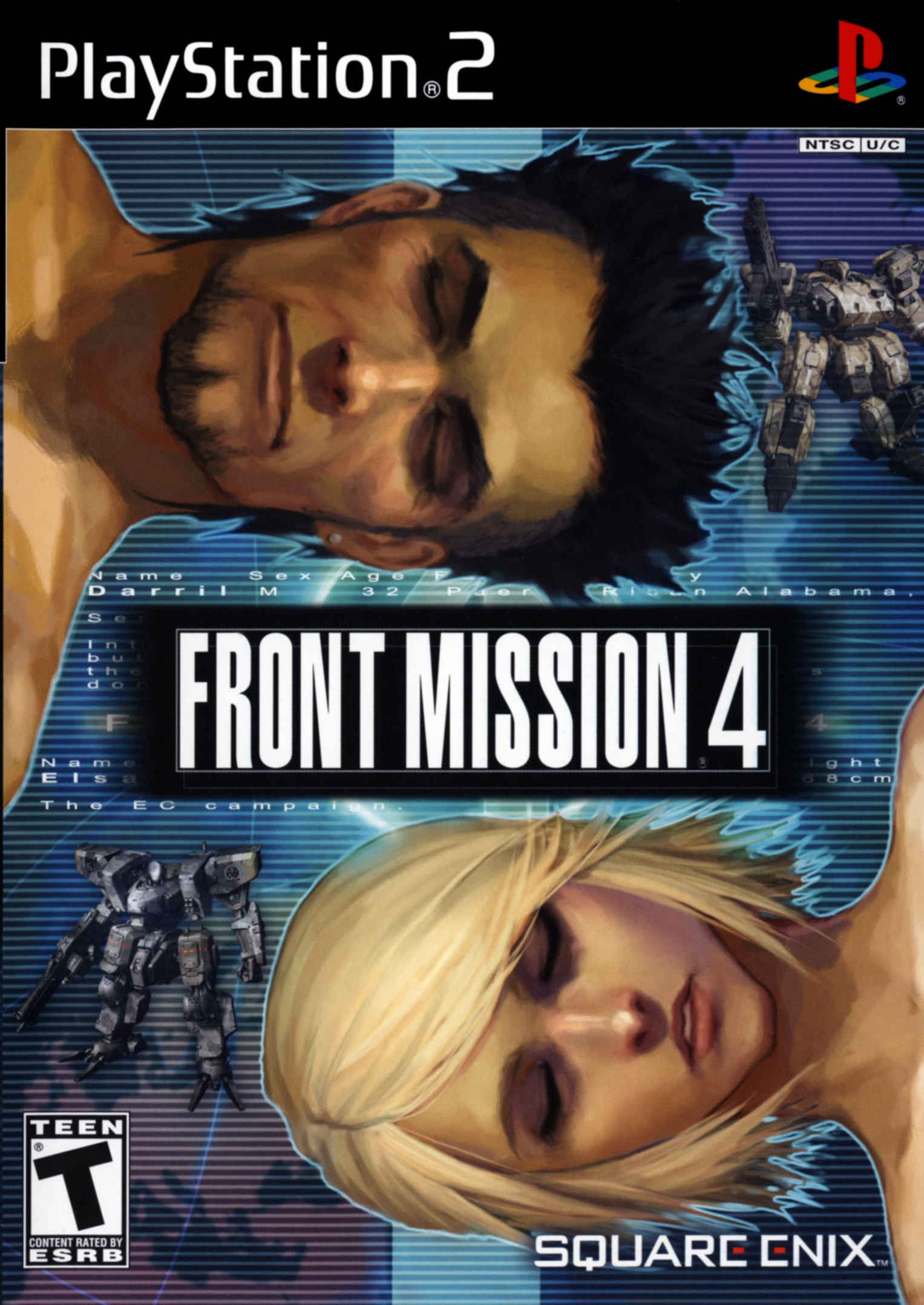 Front Mission 4/PS2