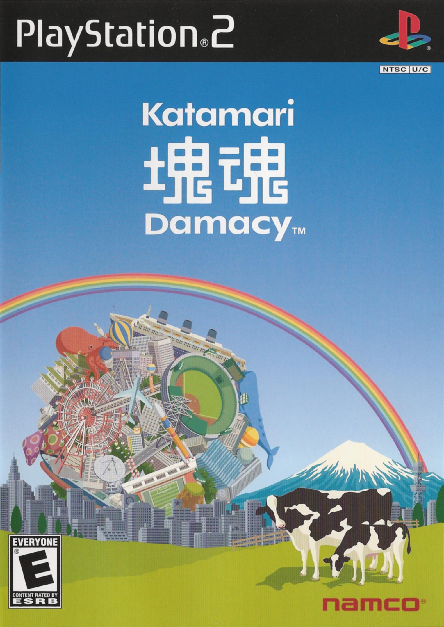 Katamari Damacy/PS2