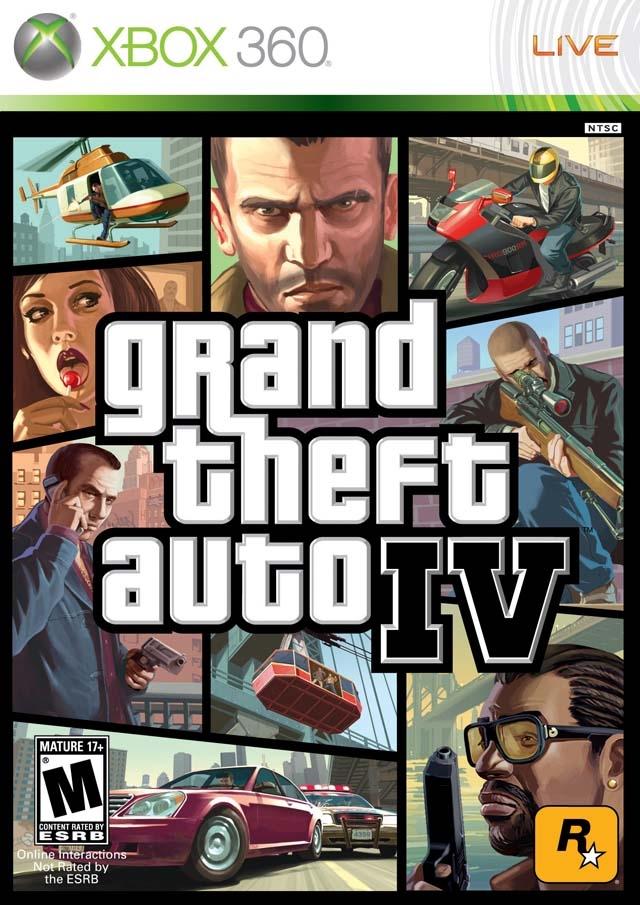 Grand Theft Auto IV/Xbox360