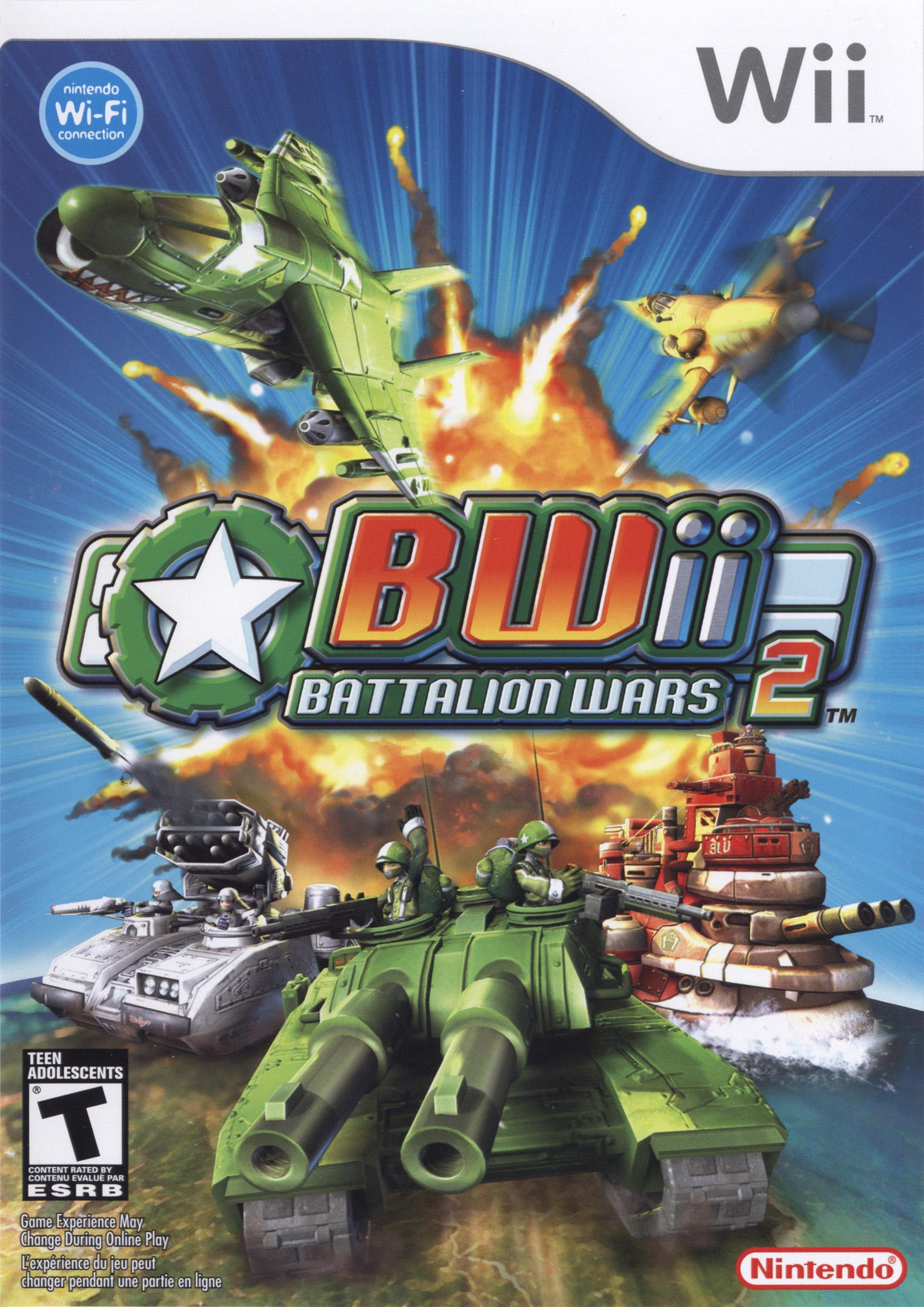 Battalion Wars 2/Wii