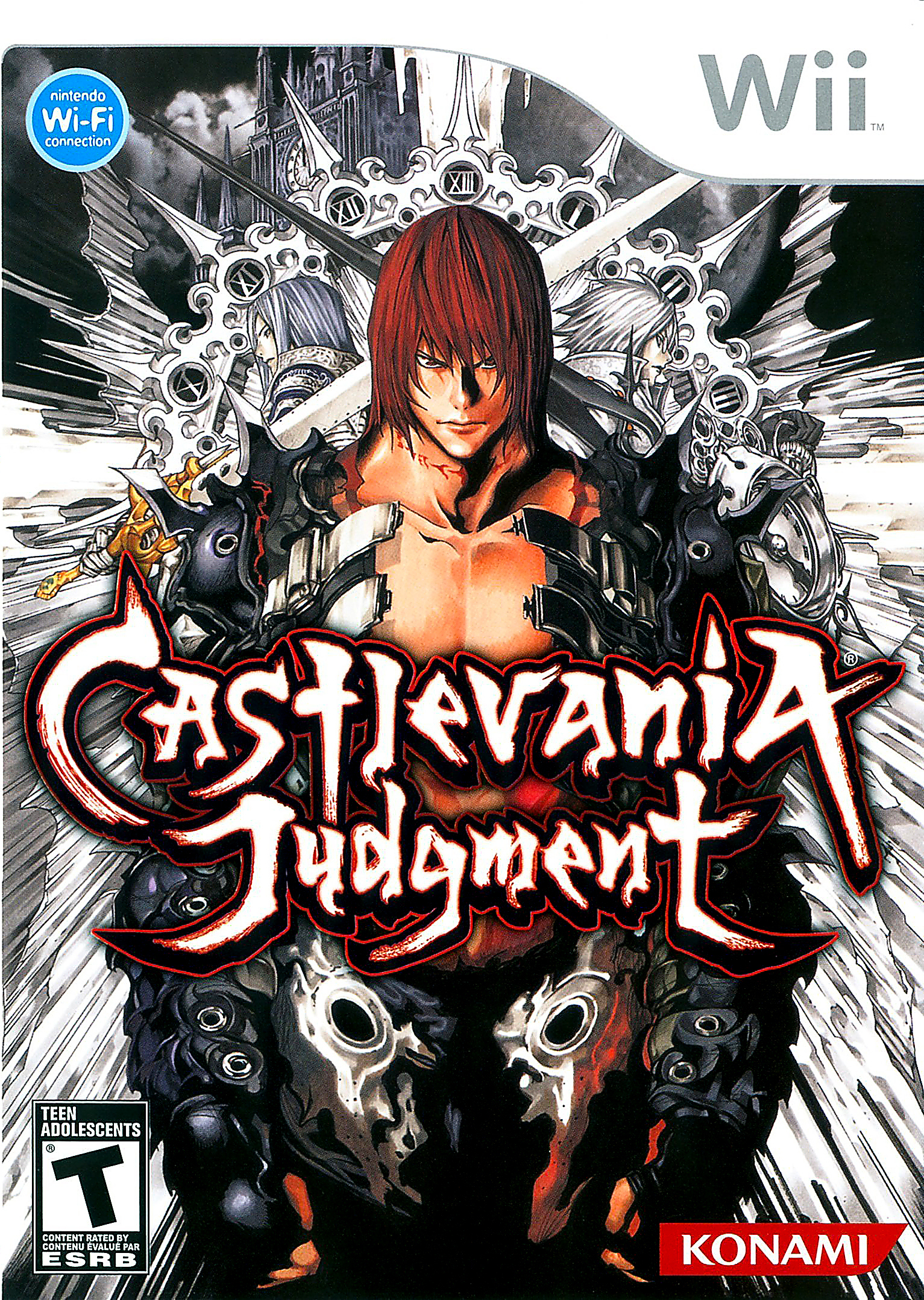 Castlevania Judgment/Wii