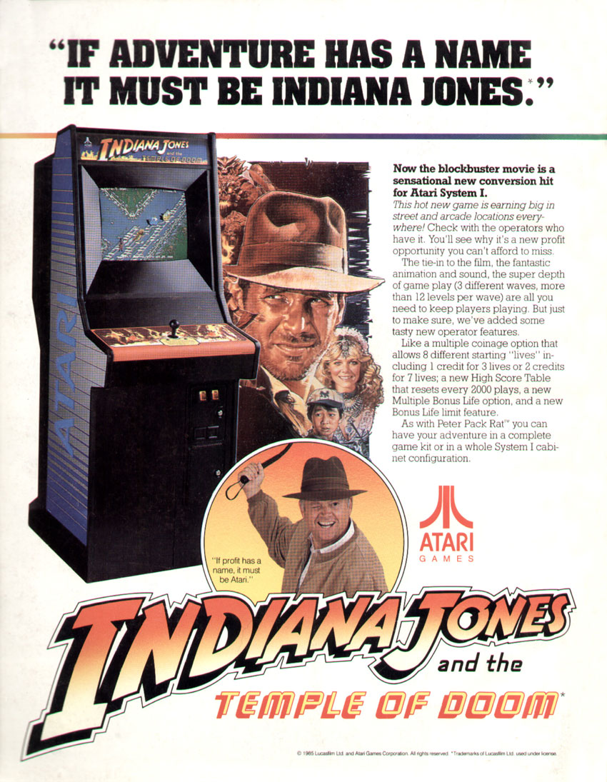 TGDB - Browse - Game - Indiana Jones and the Temple of Doom
