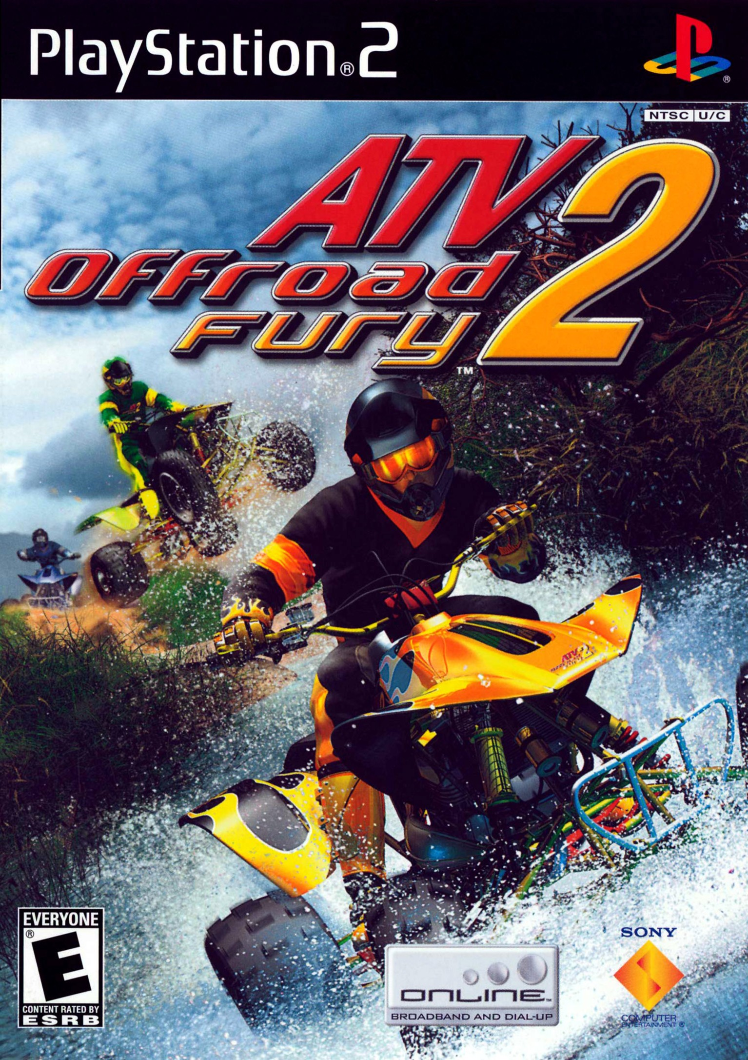 ATV Offroad Fury 2/PS2