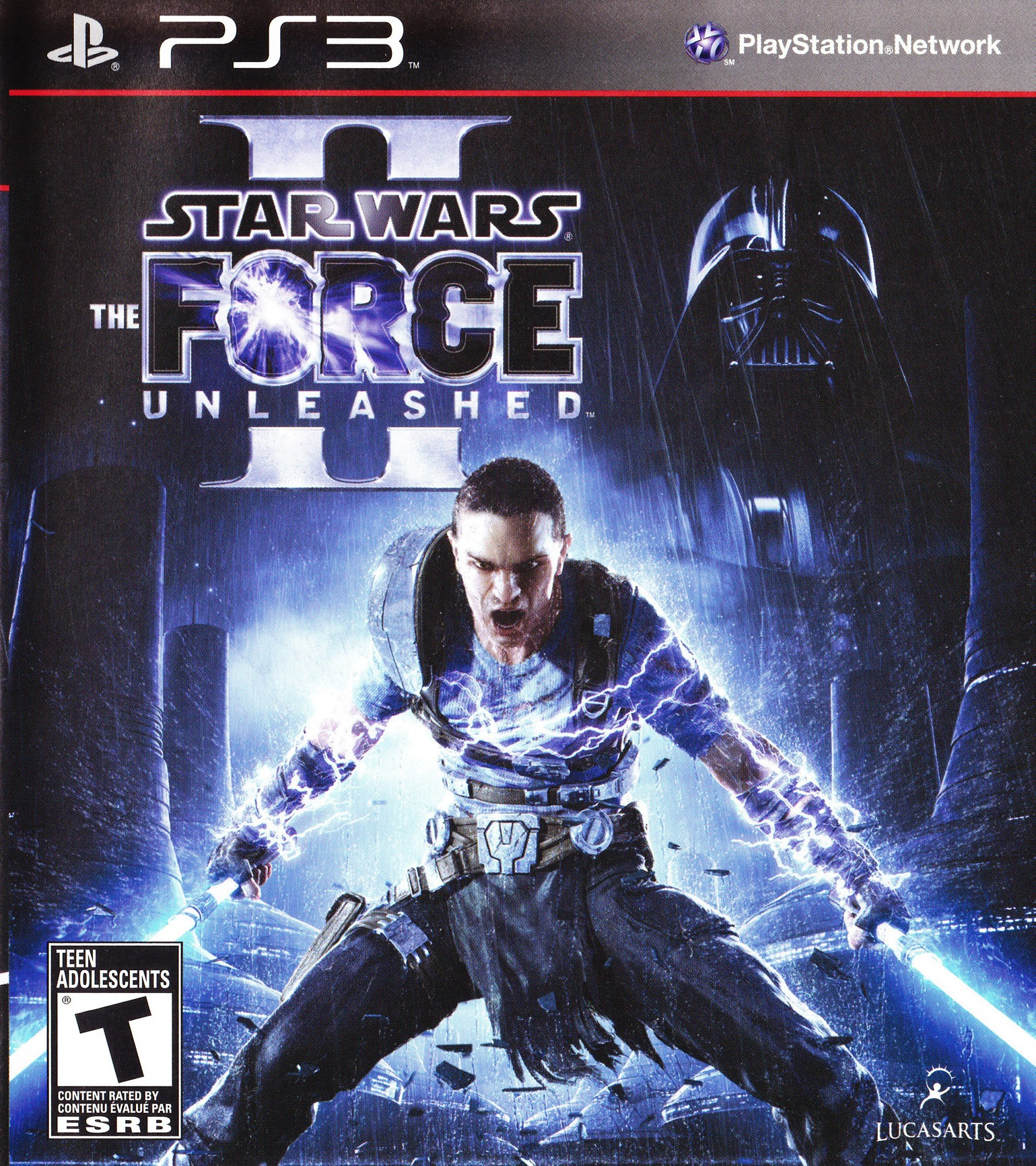 Star Wars The Force Unleashed II/PS3