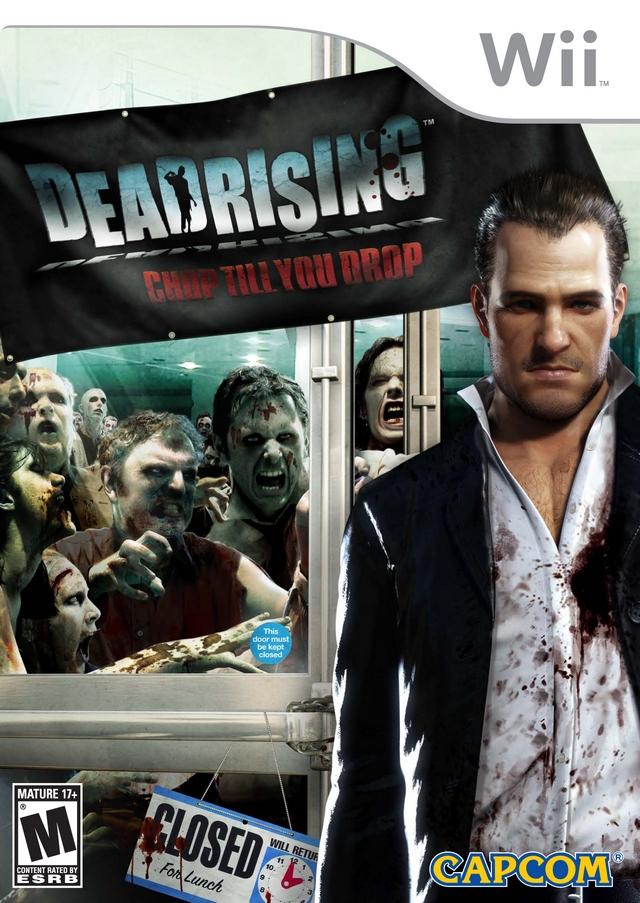 Dead Rising Chop Till You Drop/Wii
