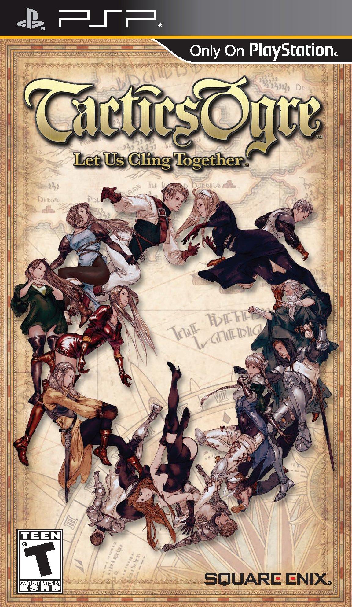 Tactics Ogre Let Us cling Together/PSP