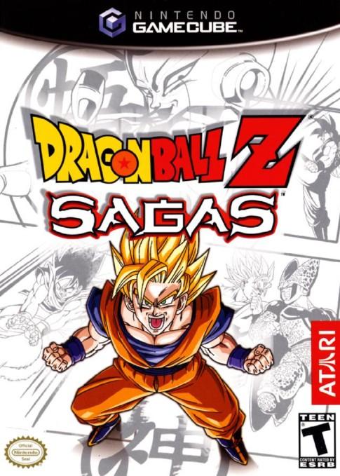 DragonBall Z Sagas/Game Cube