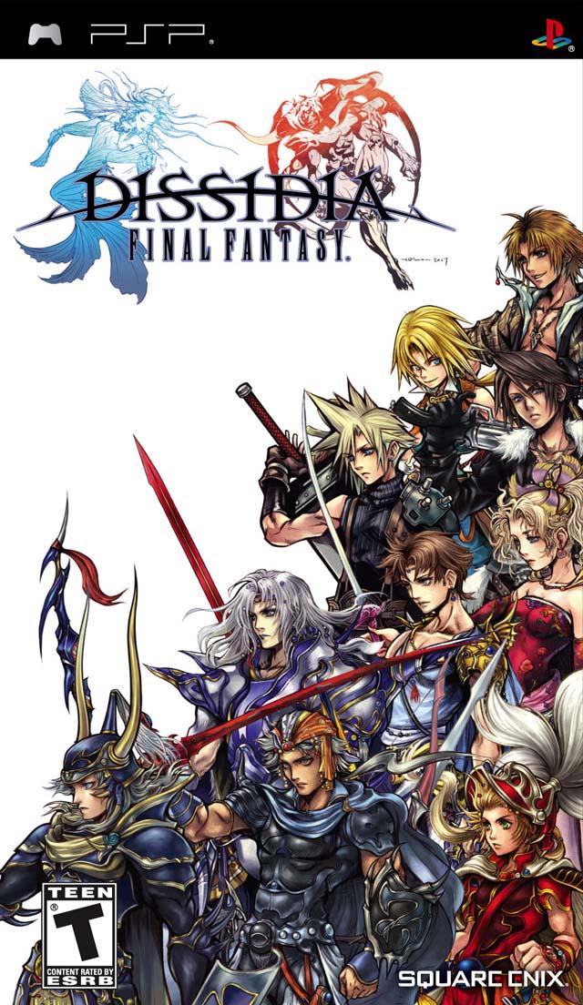 Final Fantasy Dissidia/PSP
