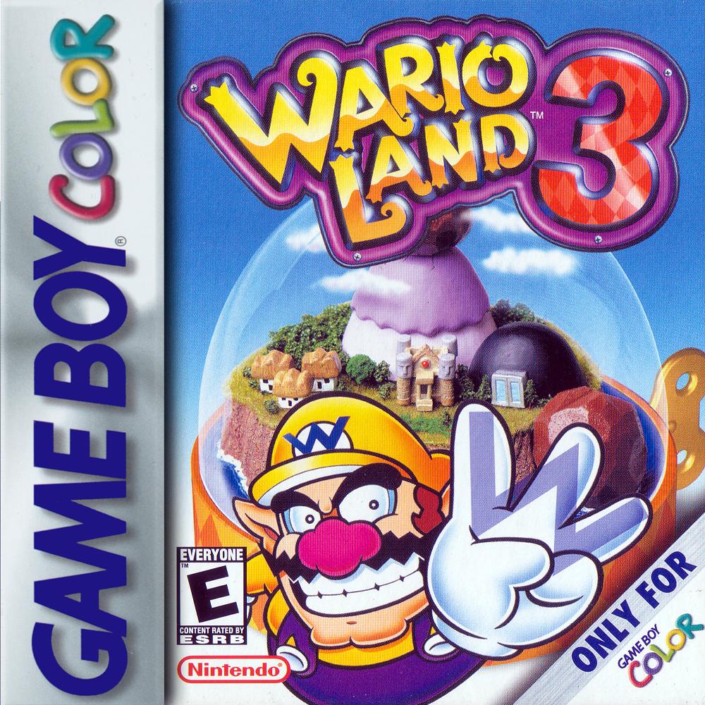 Wario Land 3/Game Boy Color