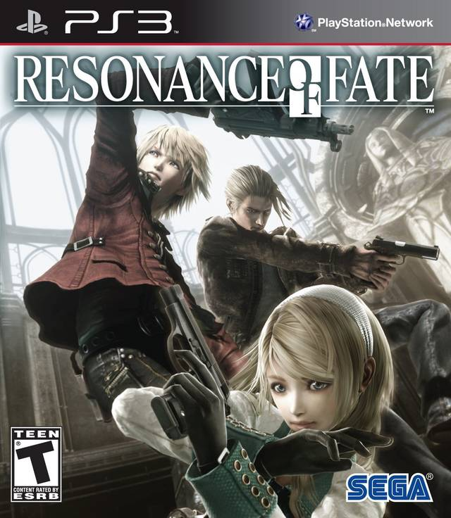 Resonance Of Fate/PS3