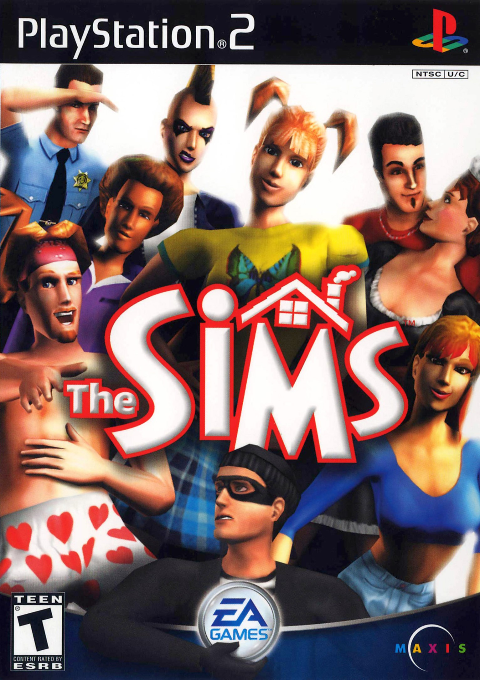 The Sims/PS2