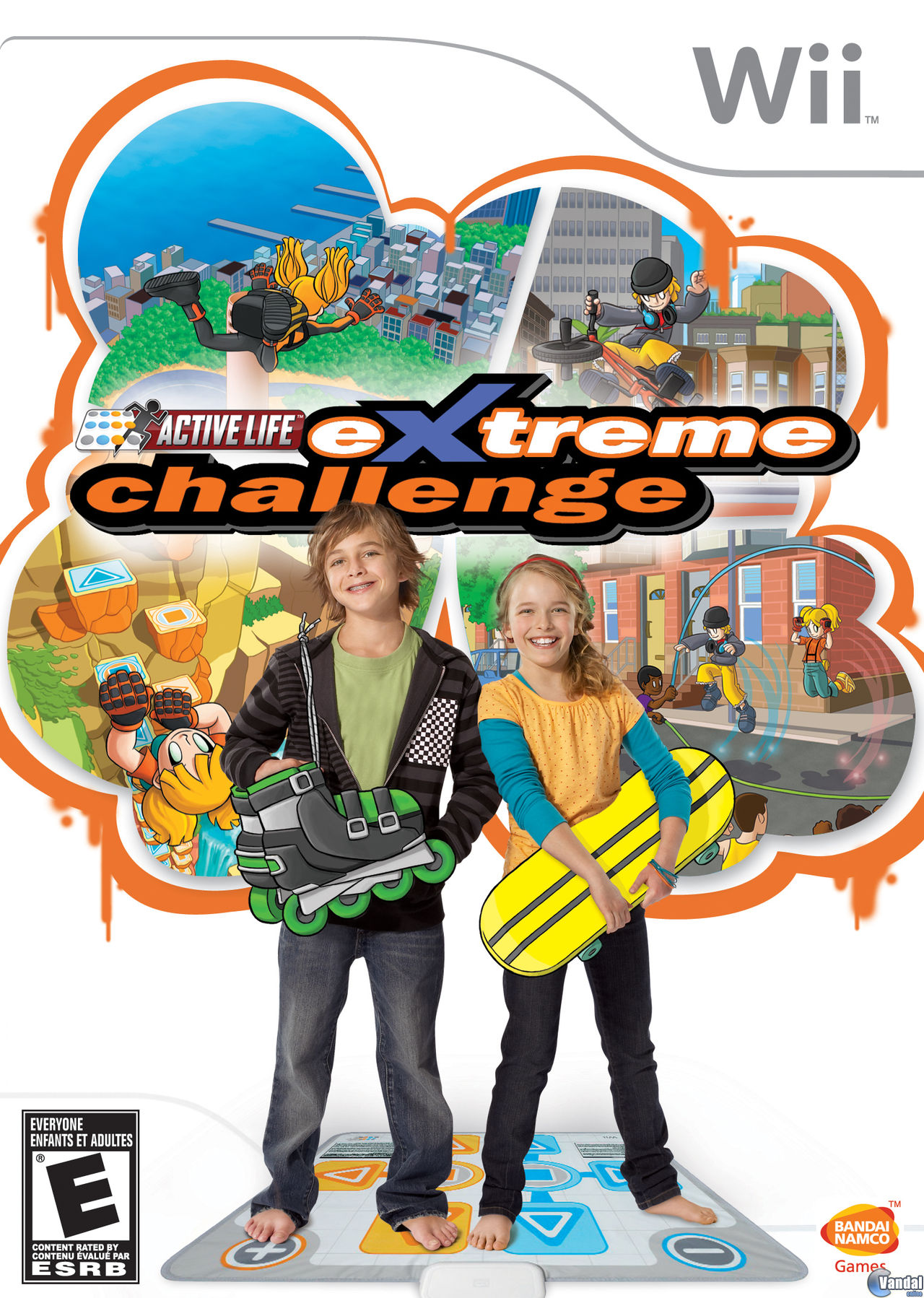 Active Life Extreme Challenge (Jeu Seulement) /Wii
