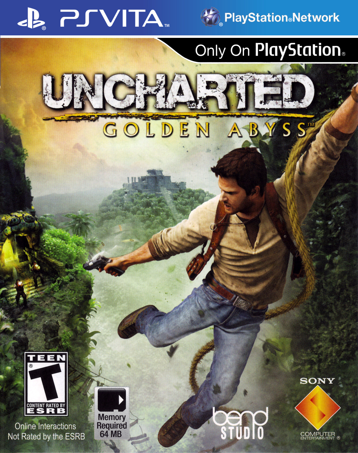 Uncharted Golden Abyss/PS Vita
