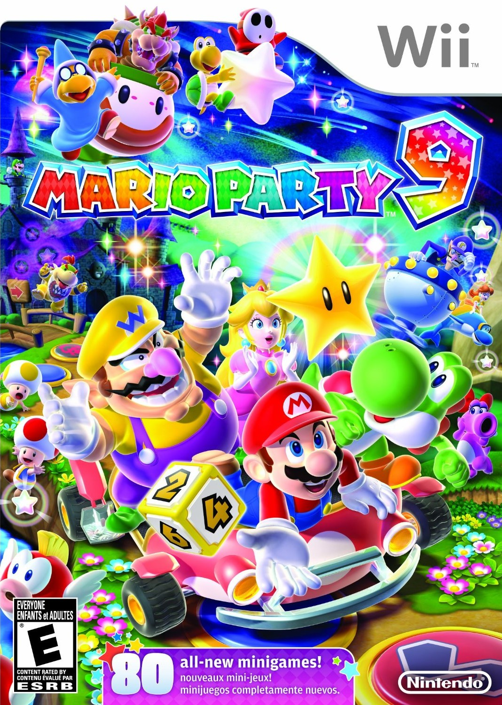 Mario Party 9/Wii