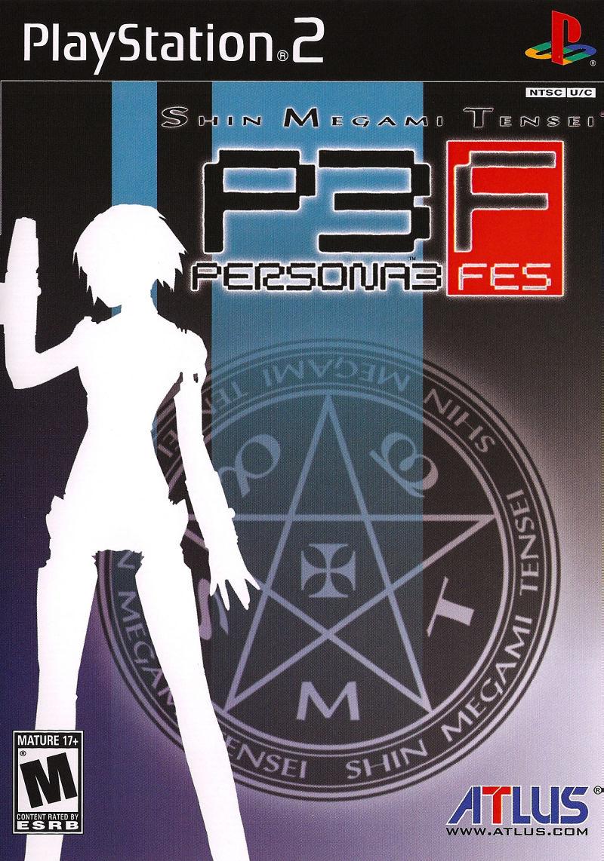 Persona 3 FES/PS2