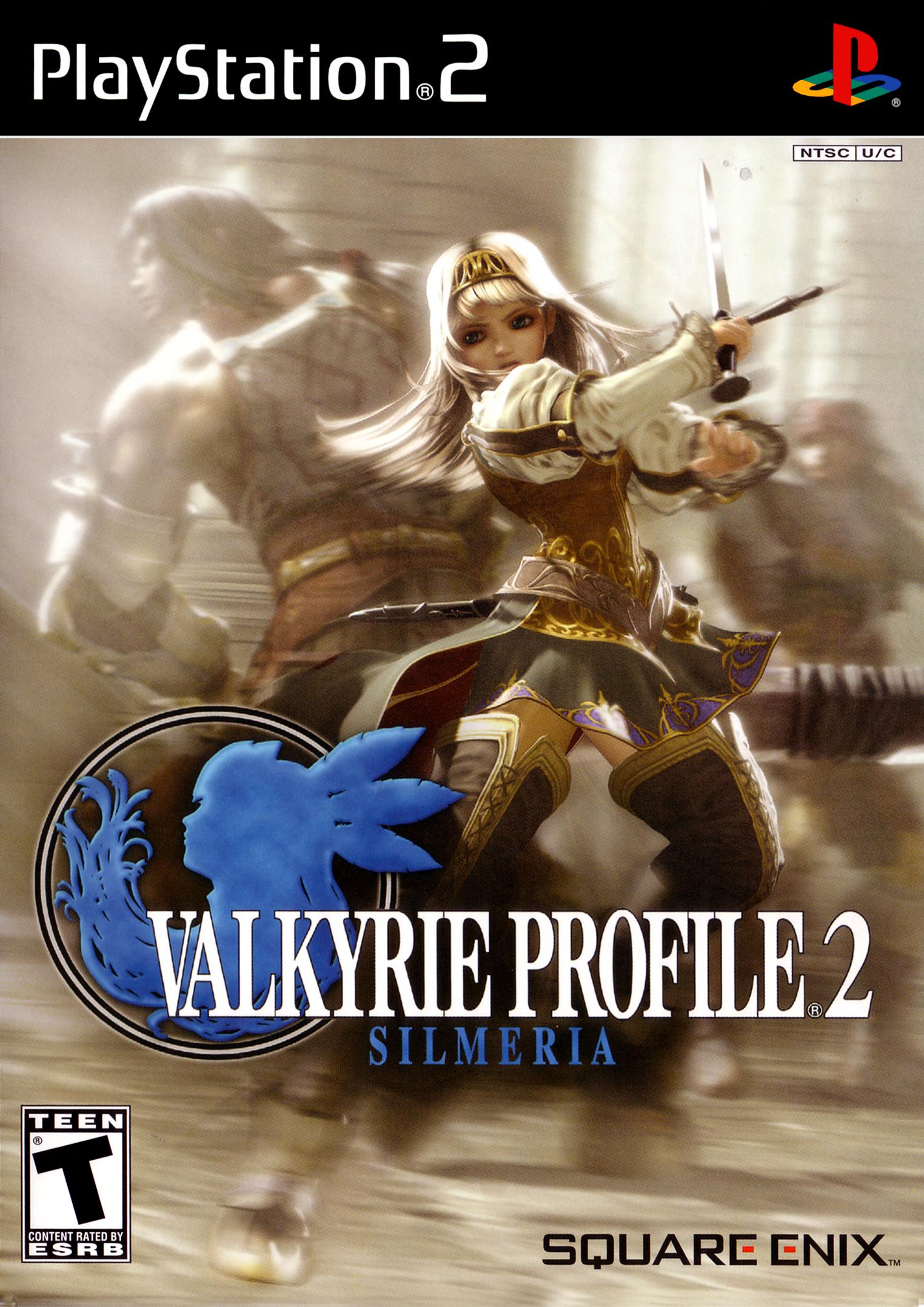Valkyrie Profile 2 Silmeria/PS2