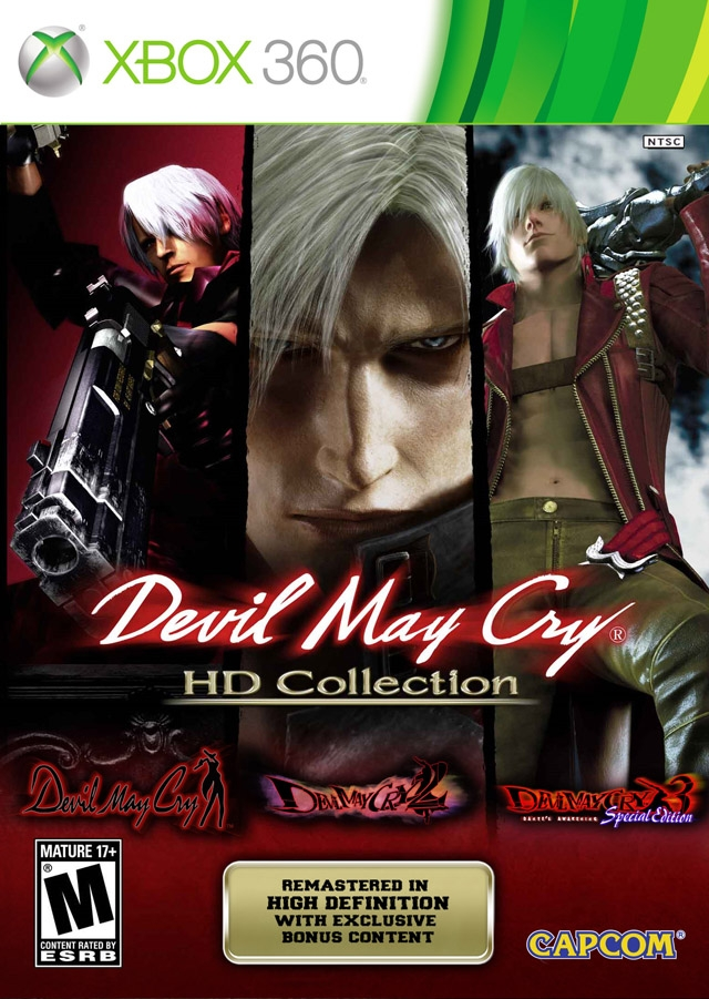 Devil May Cry HD Collection/Xbox 360