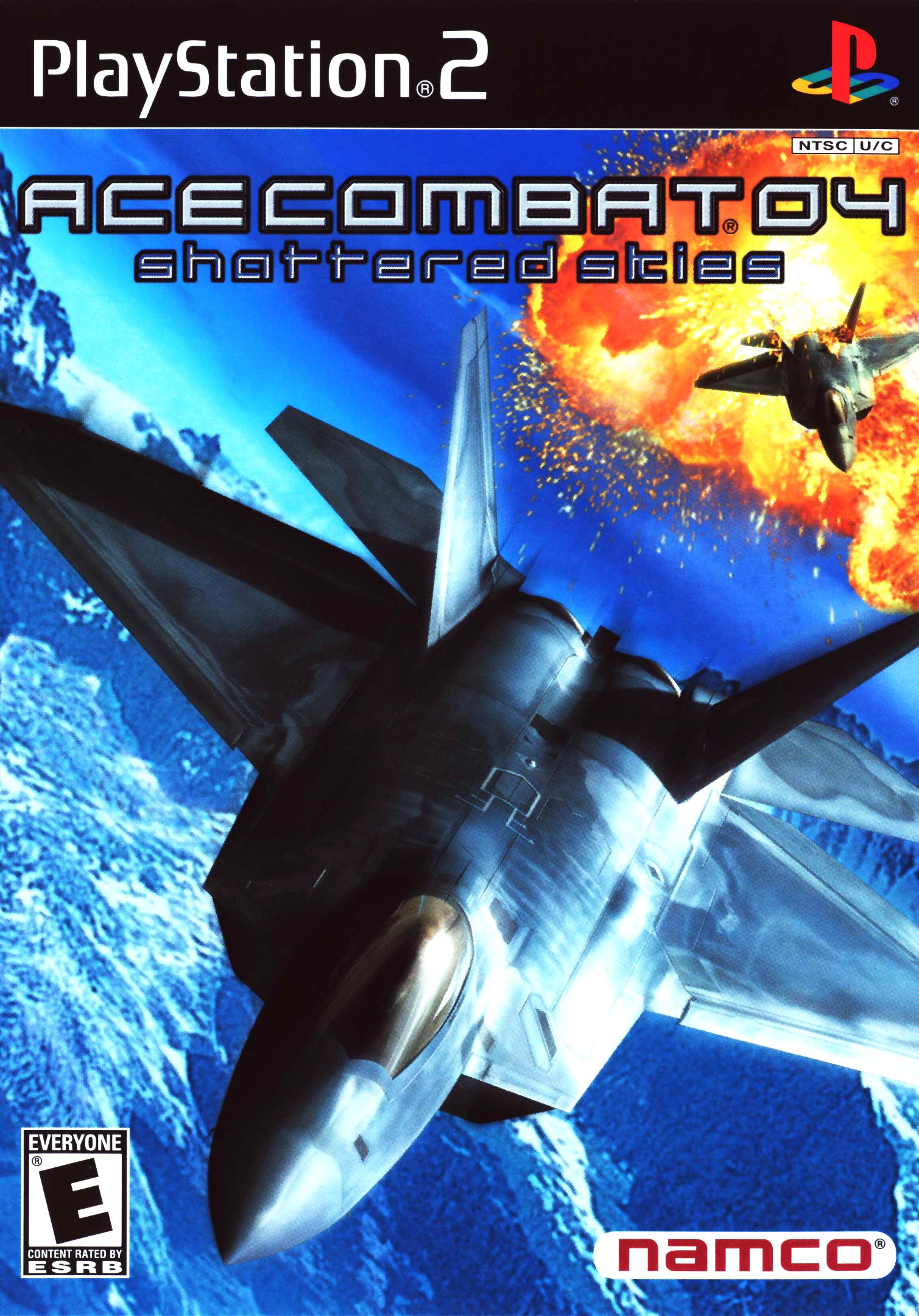 Ace Combat 04 Shattered Skies/PS2