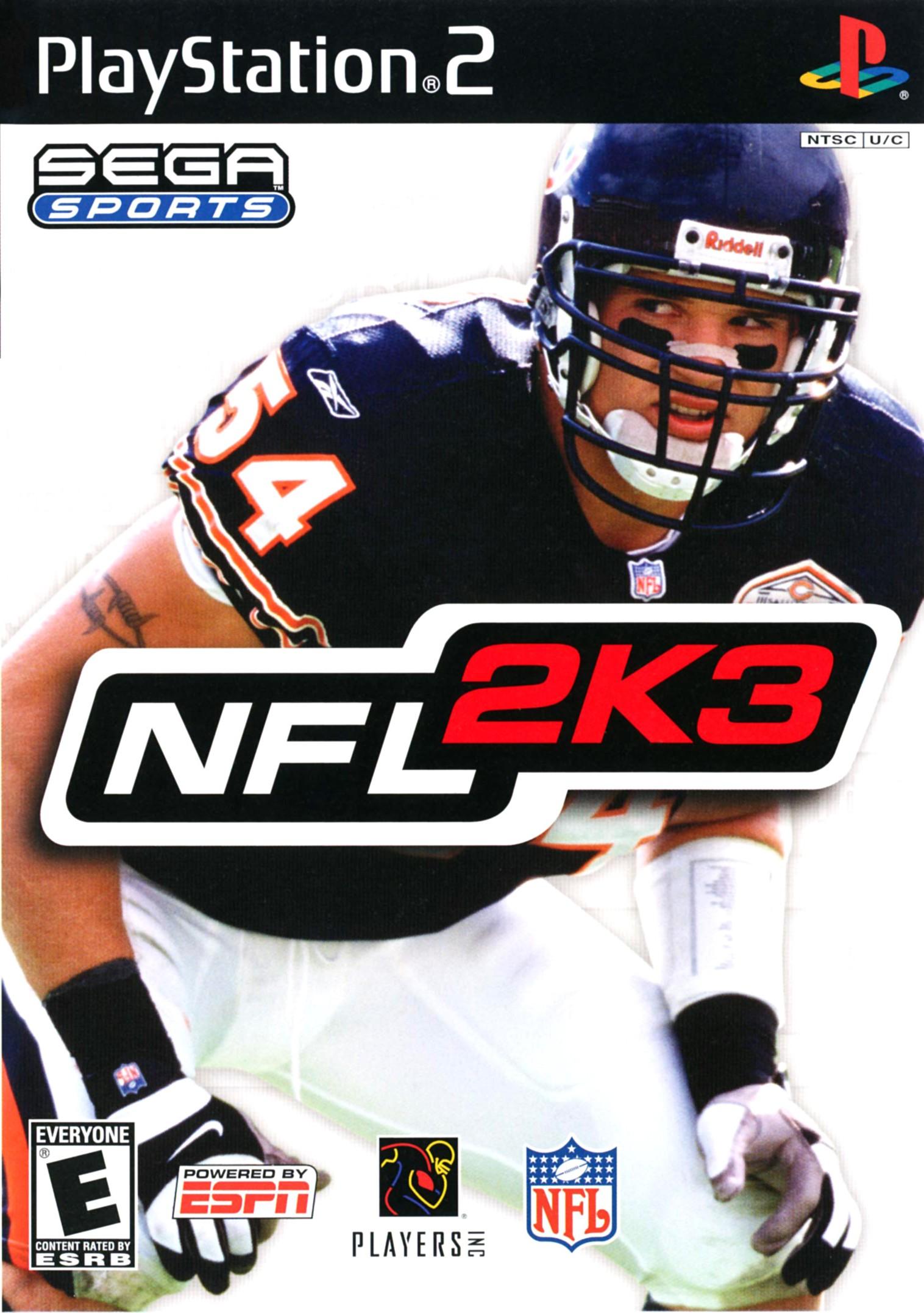 NFL 2K3/PS2