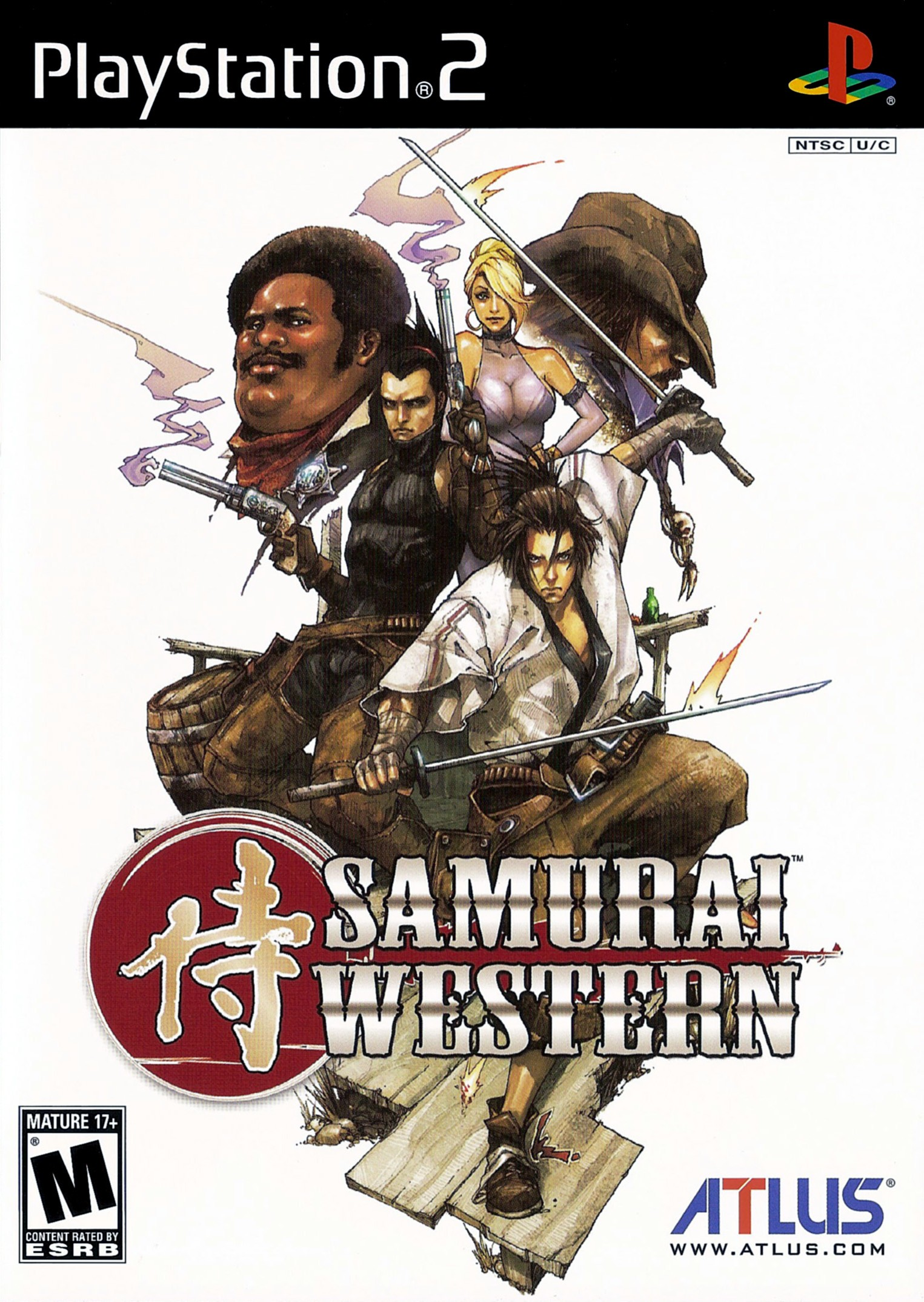 Samurai Western / PS2