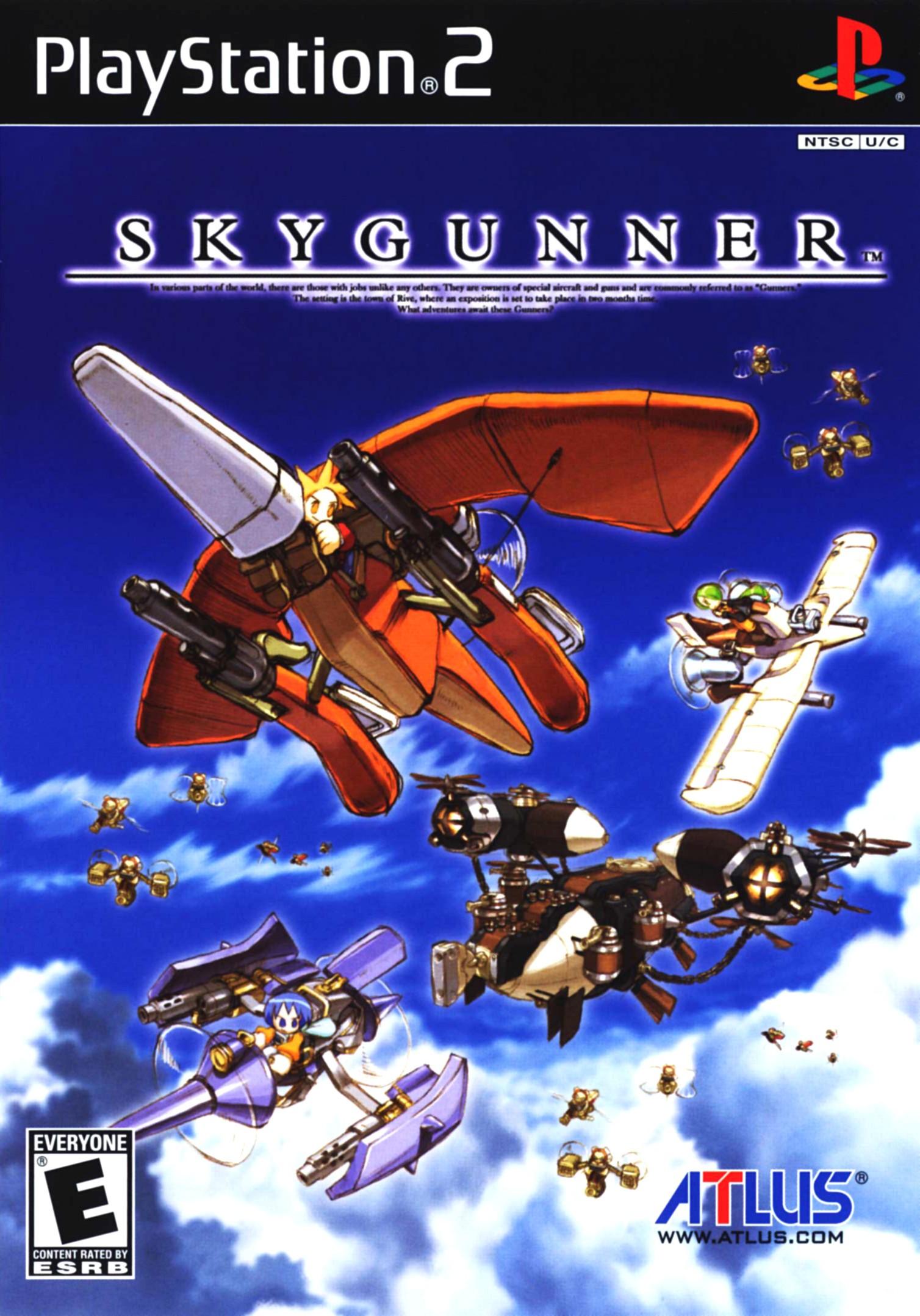 Sky Gunner/PS2