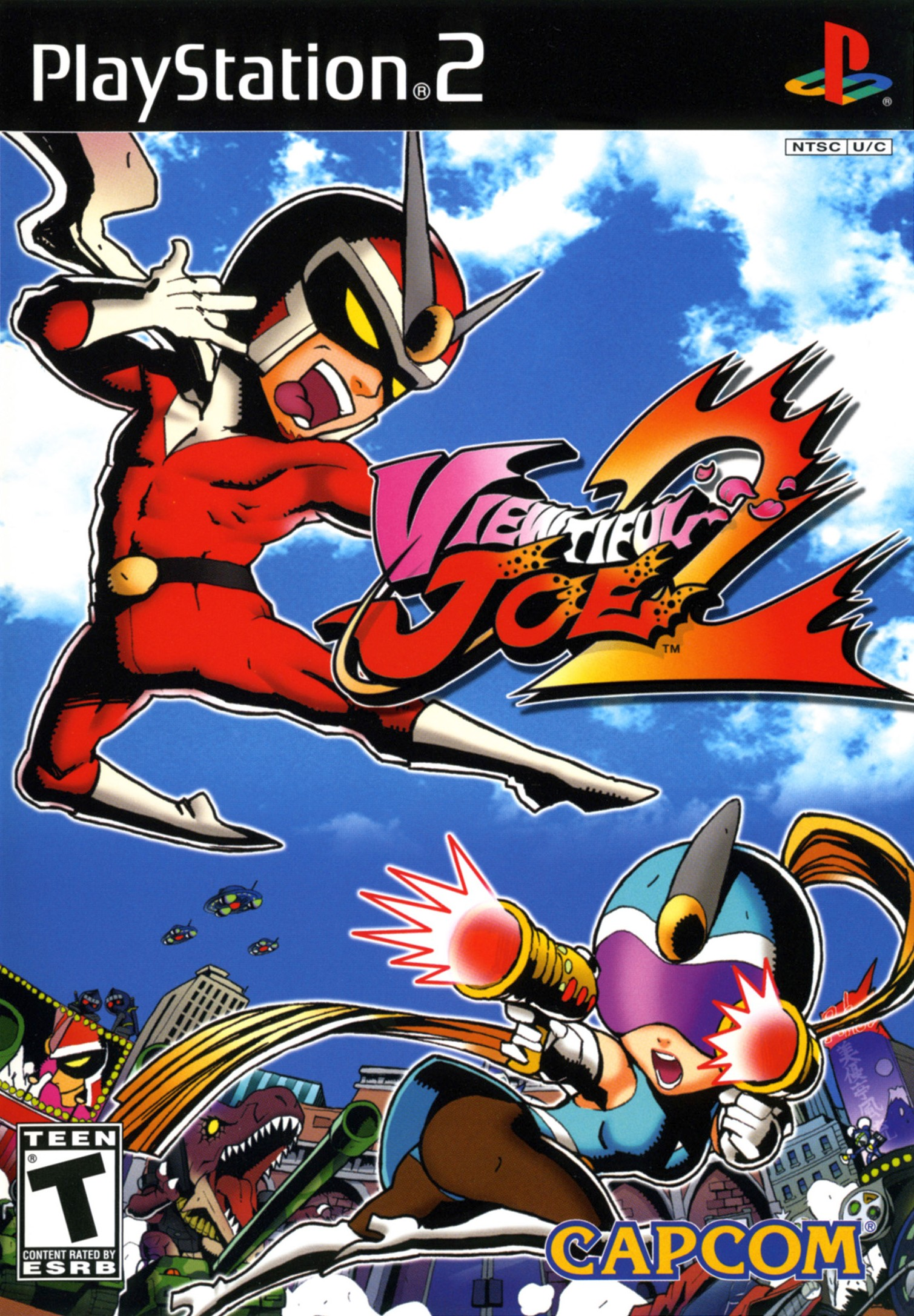 Viewtiful Joe 2/PS2