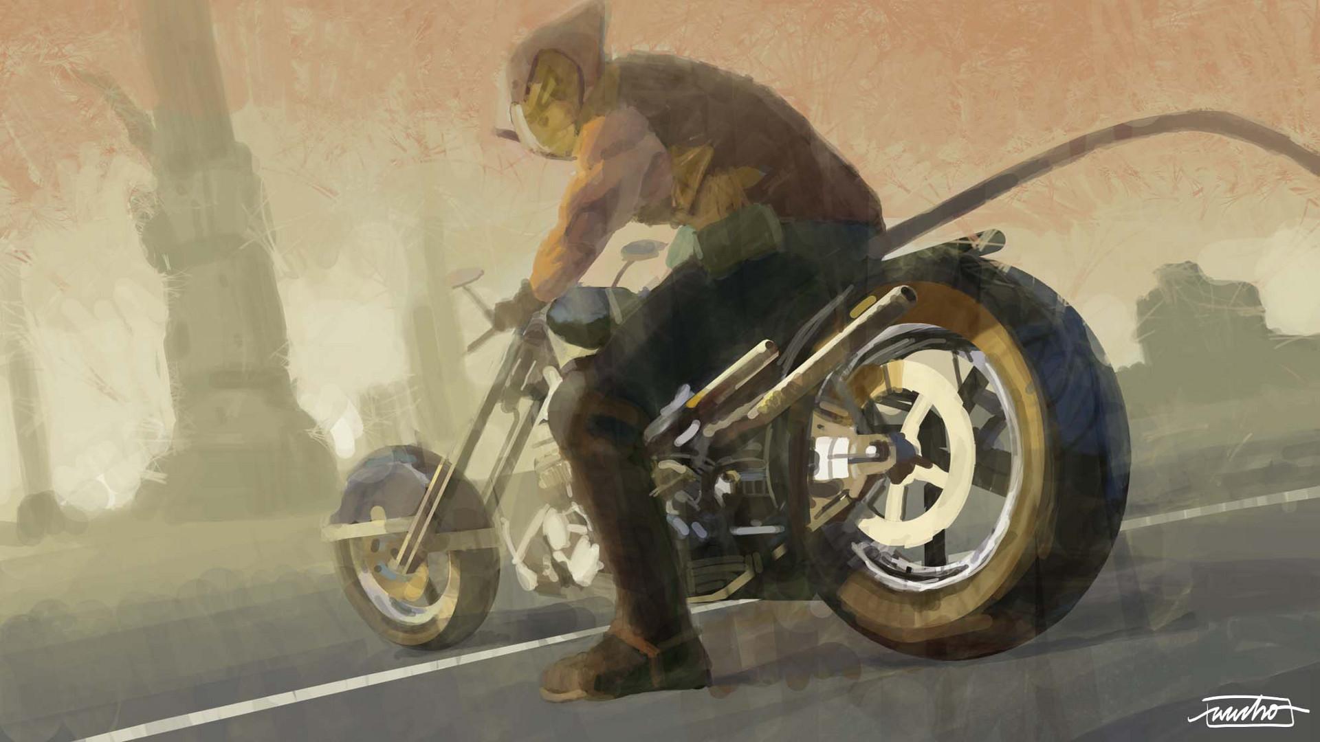 motorcycle biker mice - HD1920×1080