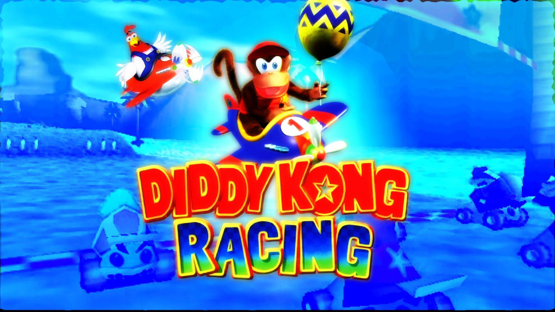 Tgdb Browse Game Diddy Kong Racing