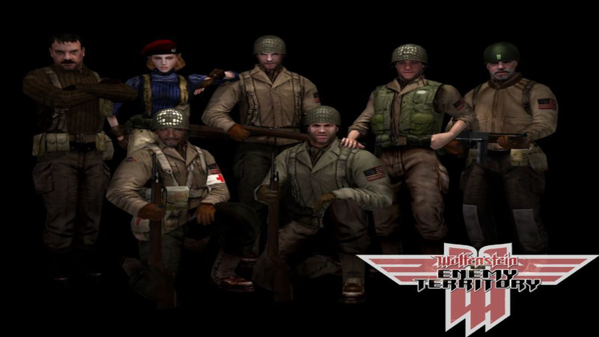 TGDB - Browse - Game - Return to Castle Wolfenstein: Enemy