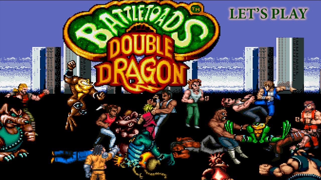 Tgdb Browse Game Battletoads Double Dragon