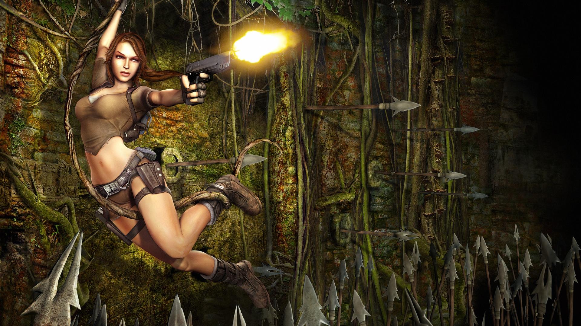 Tgdb Browse Game Tomb Raider Legend